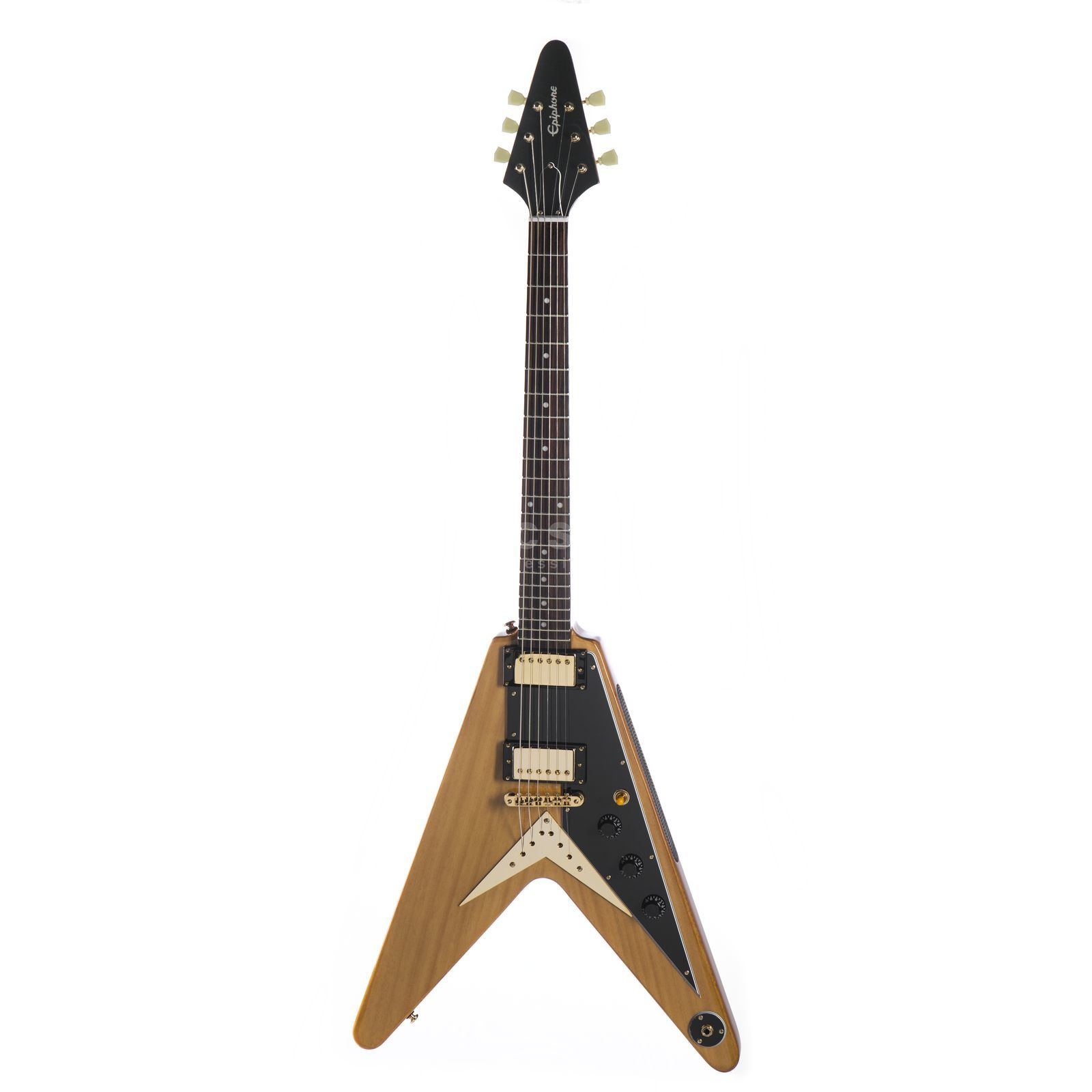 "Epiphone Limited Edition ""1958"" Korina Flying V Produktbild"