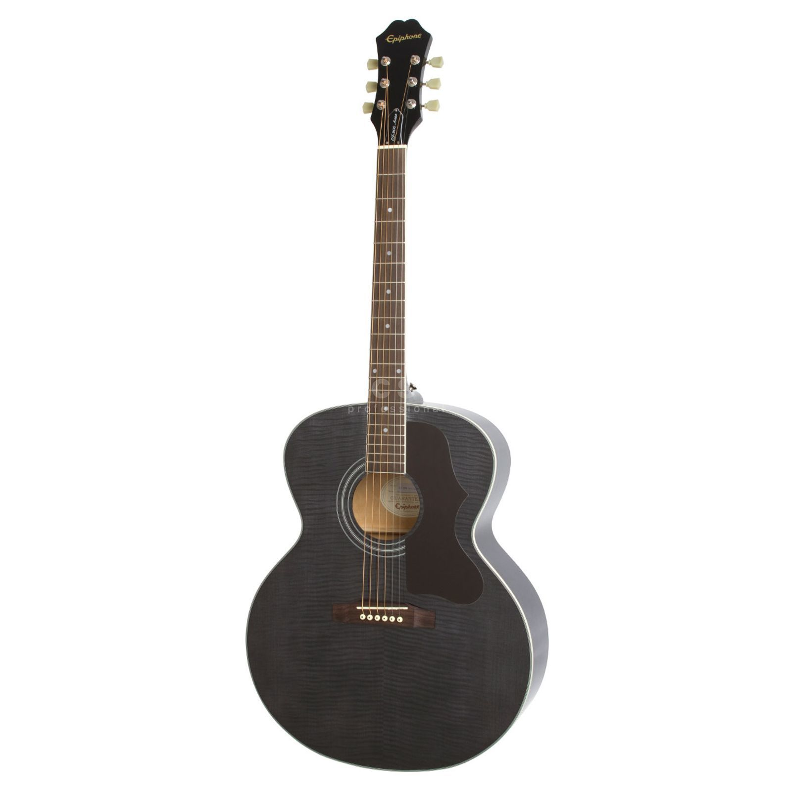 Epiphone Limited Edition EJ-200 Artist Trans Black Product Image