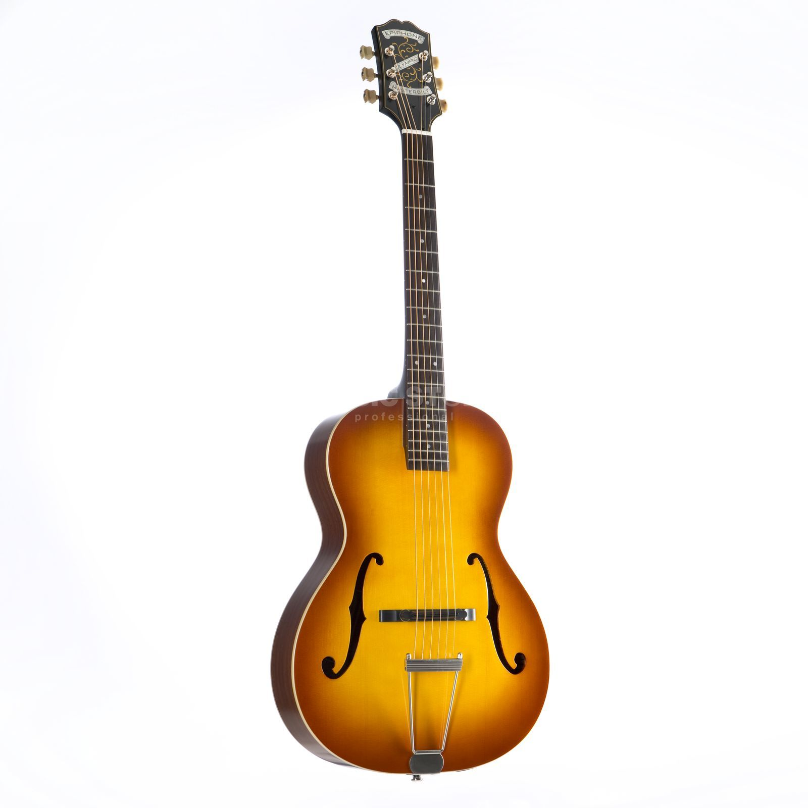 Epiphone Masterbilt Century Olympic Honey Burst Изображение товара