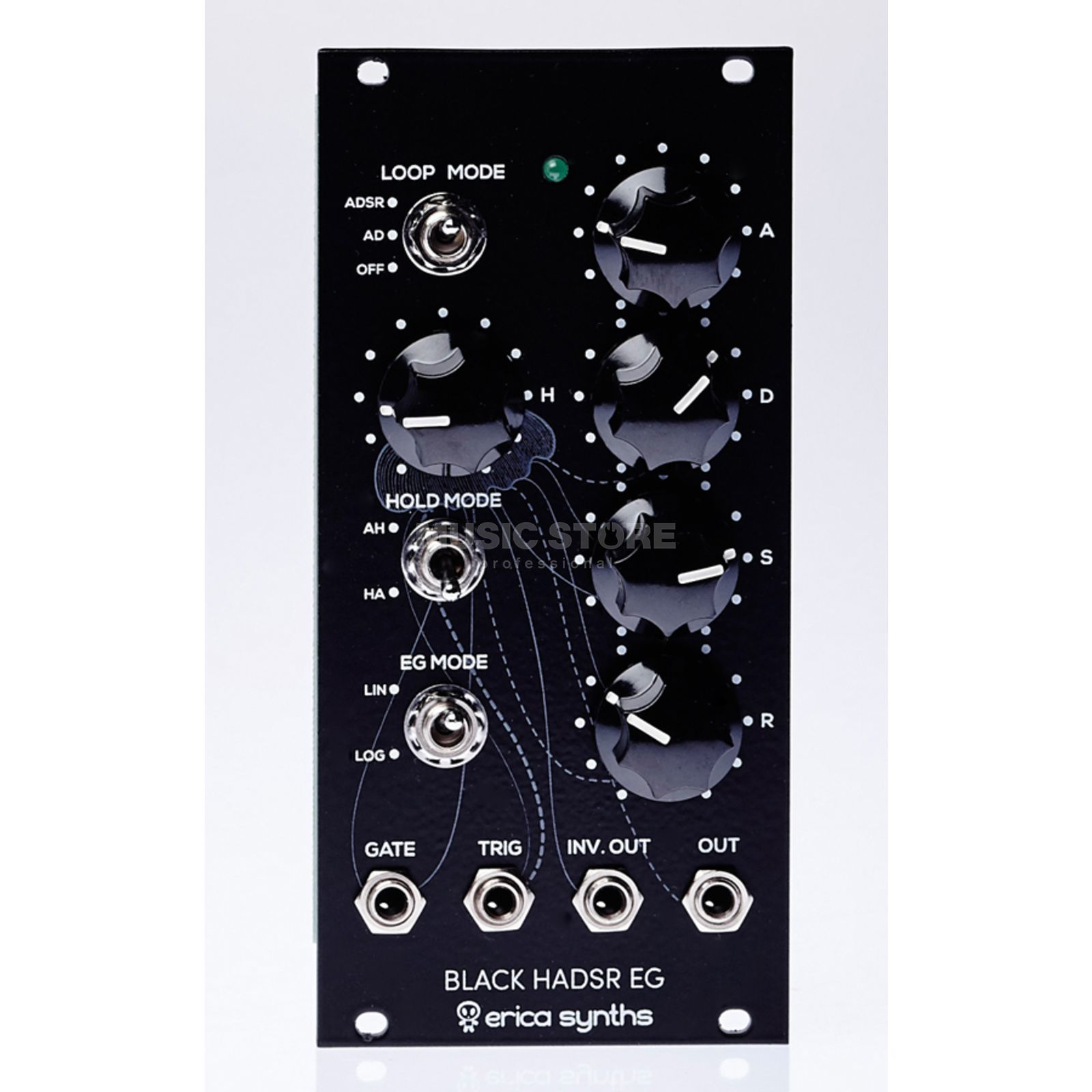 Erica Synths Black HADSR Envelope Generator Product Image