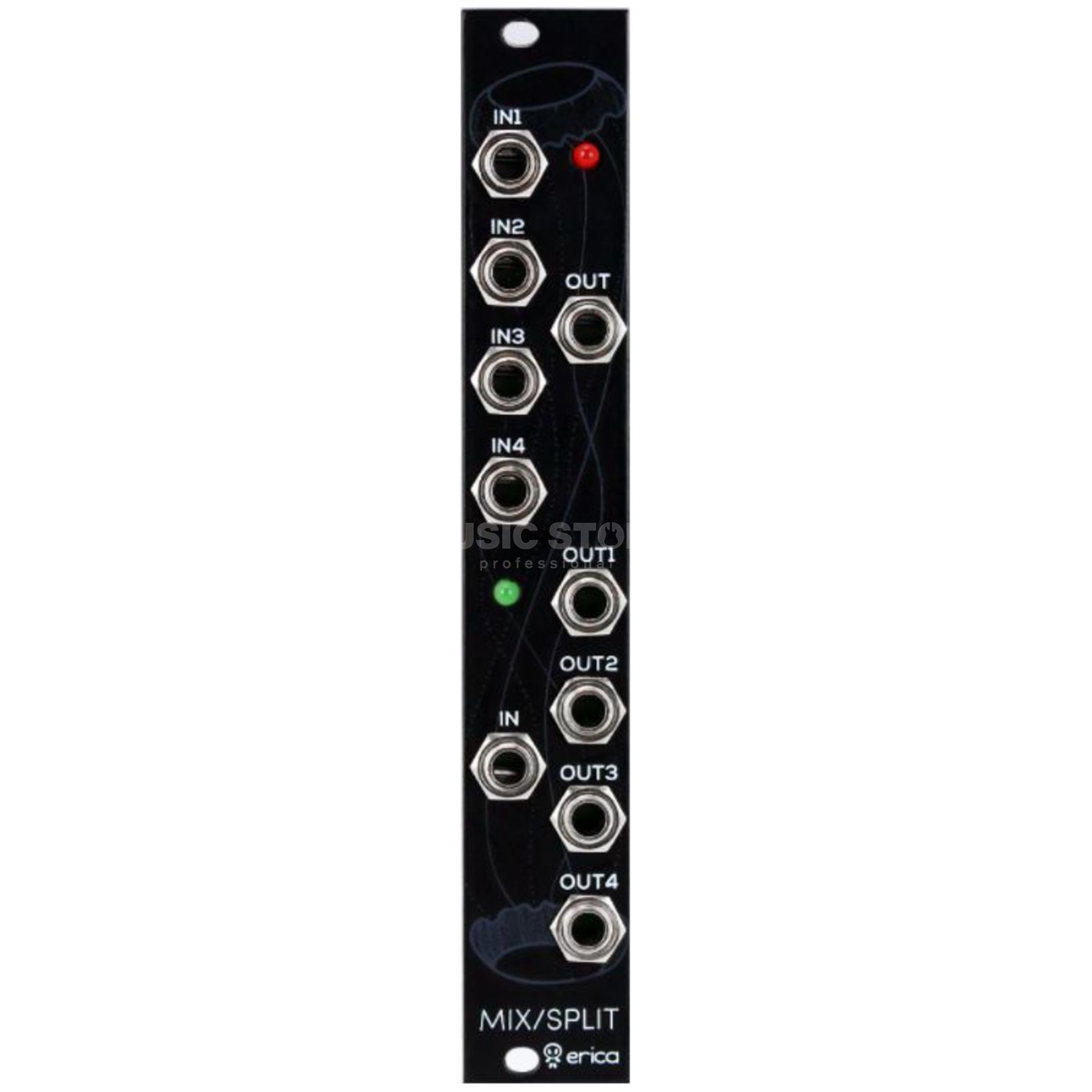 Erica Synths Black Mixer/Splitter v2 Product Image