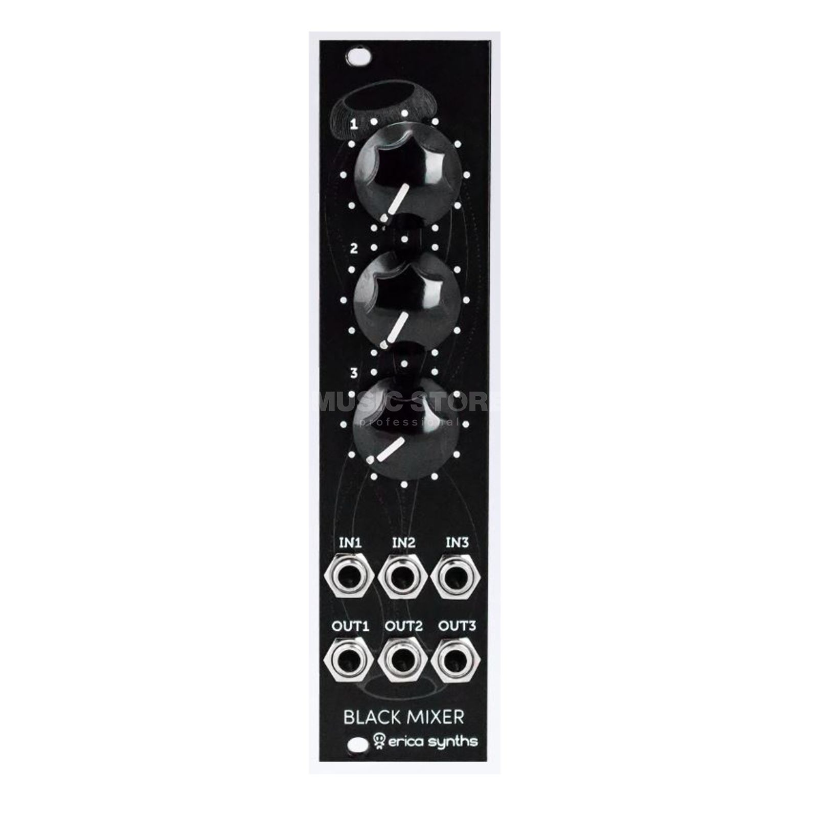 Erica Synths Black Mixer v2 Product Image