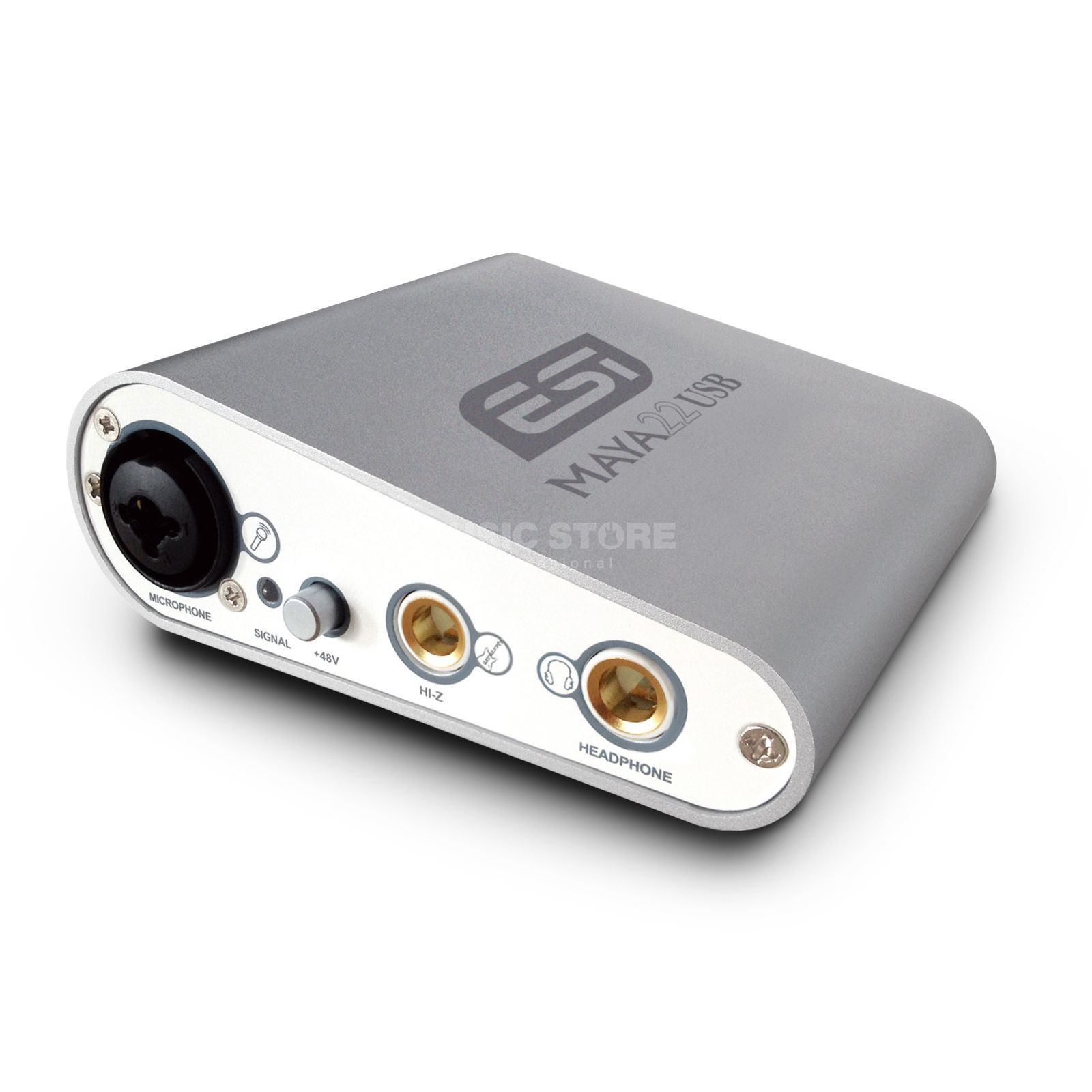 ESI MAYA 22 USB Audio Interface Produktbillede