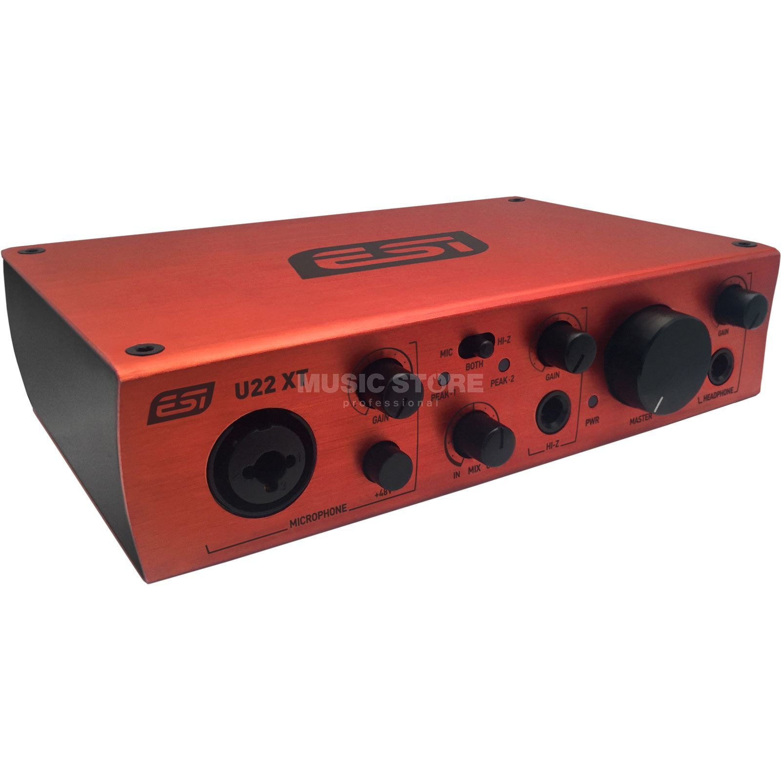 ESI U22 XT USB Audio-Interface Produktbild