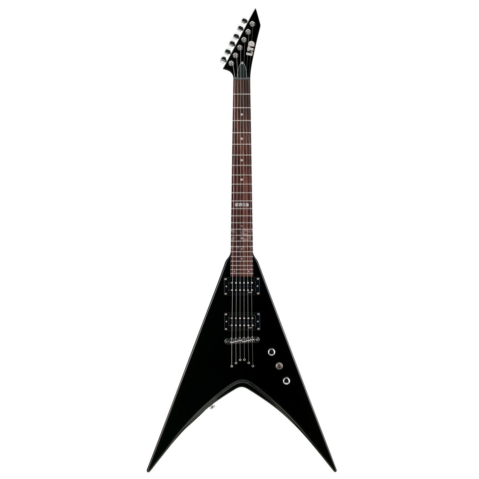 ESP LTD V-50 BK DEMO Black Produktbild