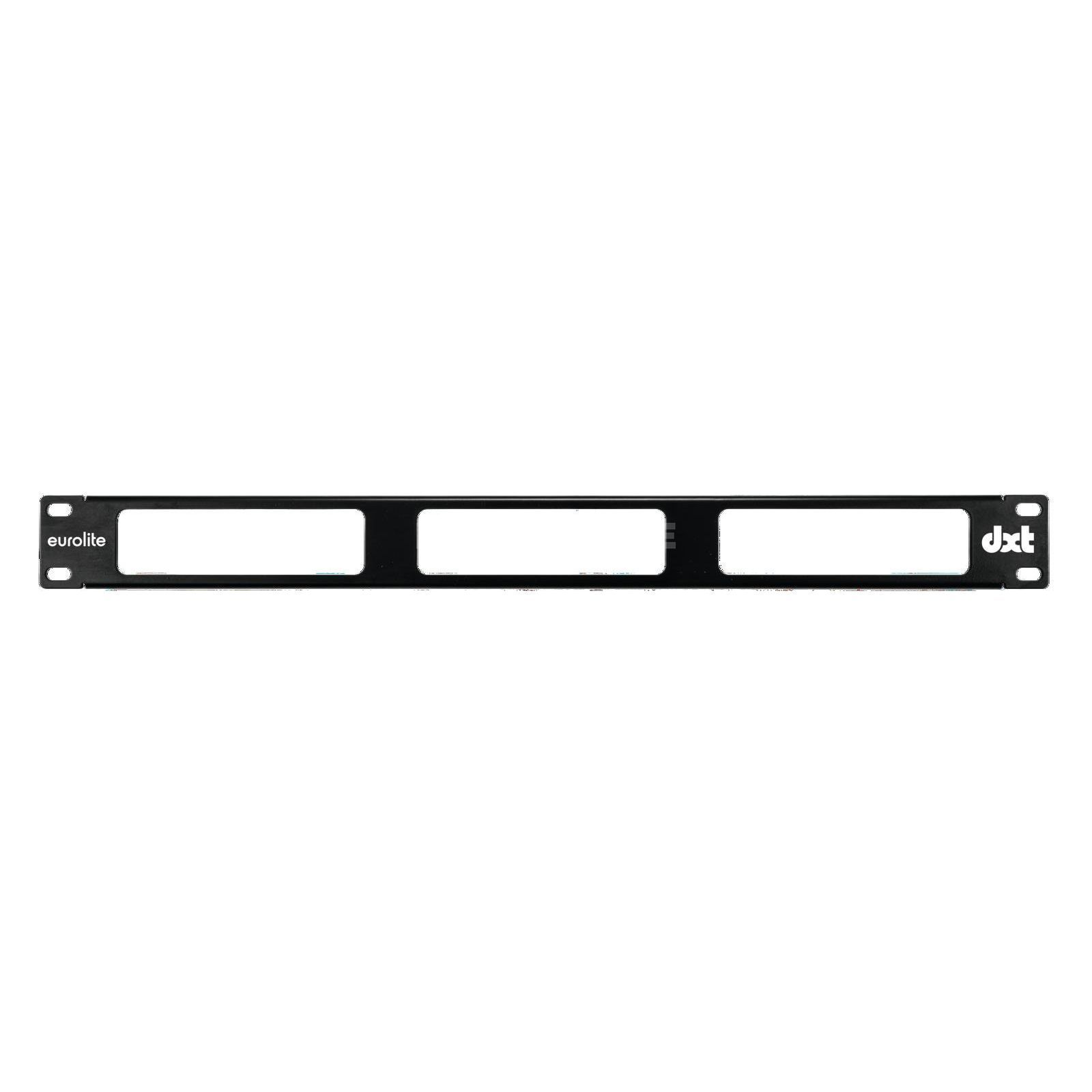 "Eurolite Blind plate for DXT mounting plate 19"" Product Image"