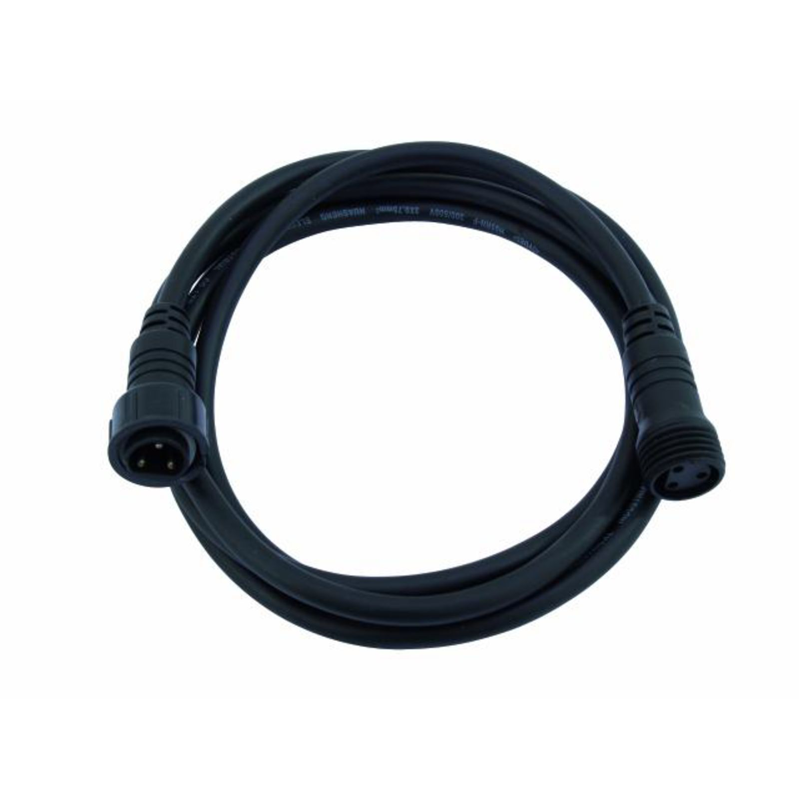 Eurolite DMX-Cable IP65, 2m for PAR/Flood Produktbillede