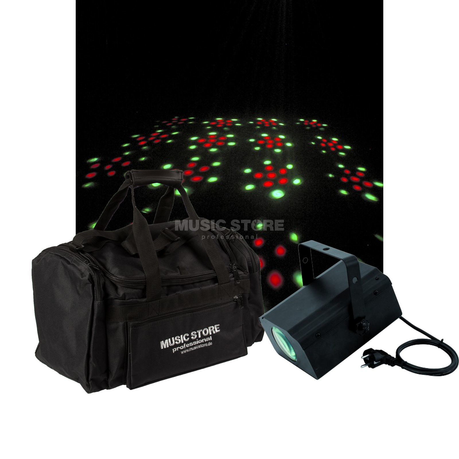 Eurolite LED FE-19 + Bag - Set Product Image
