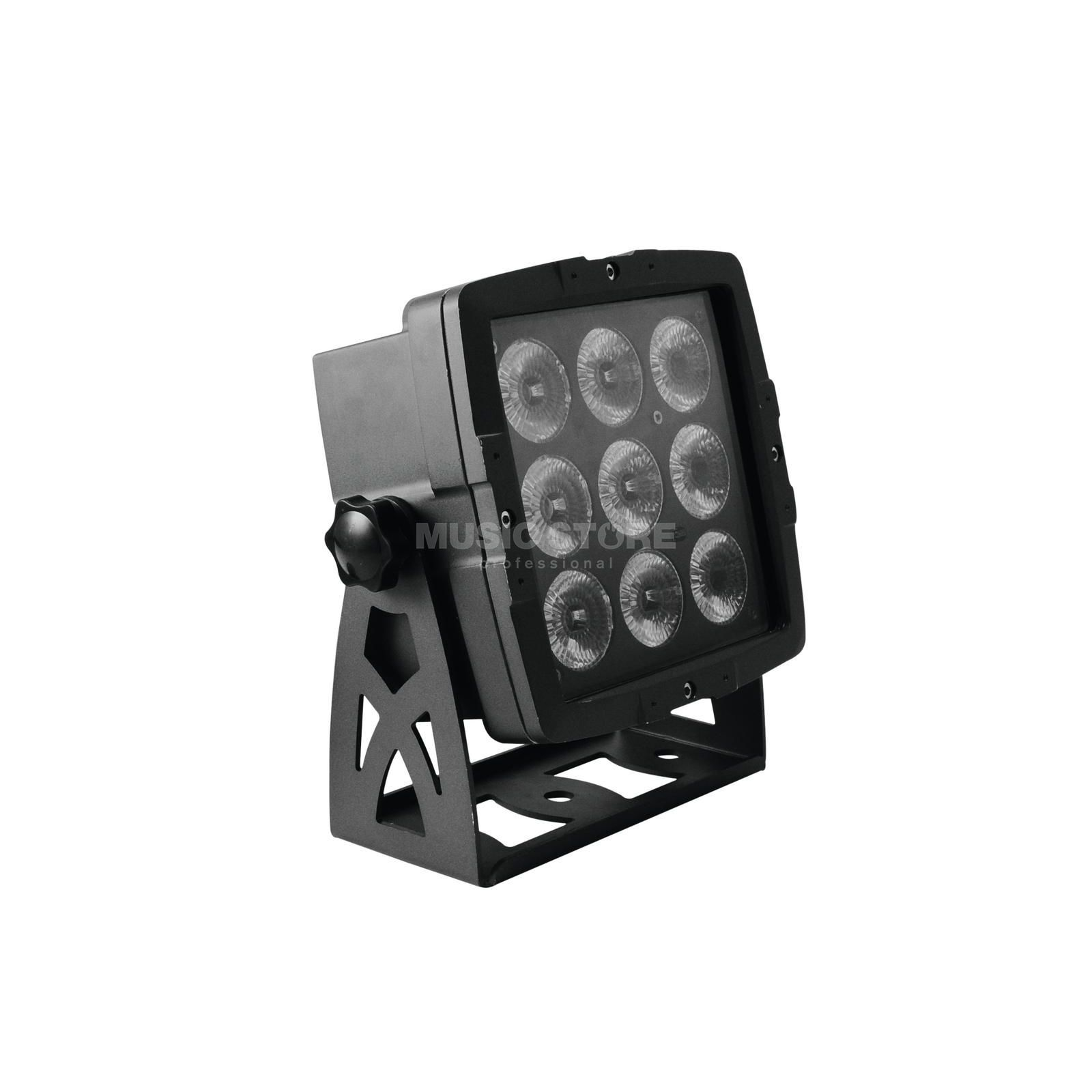 Eurolite LED IP PAD 9x8W QCL Architecture Spot Light IP65 Produktbillede