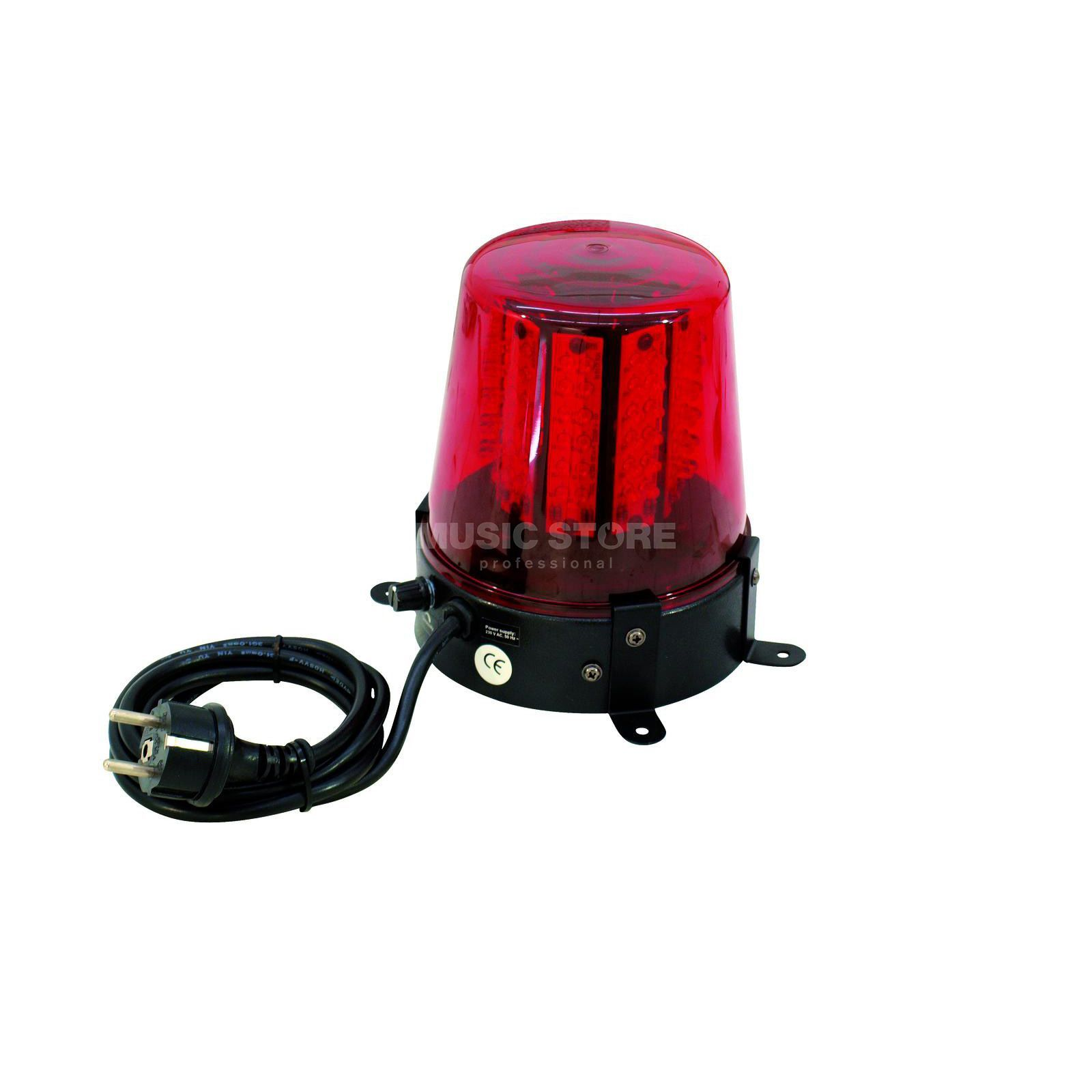 Eurolite LED Police Light 108 LEDs red  Produktbillede