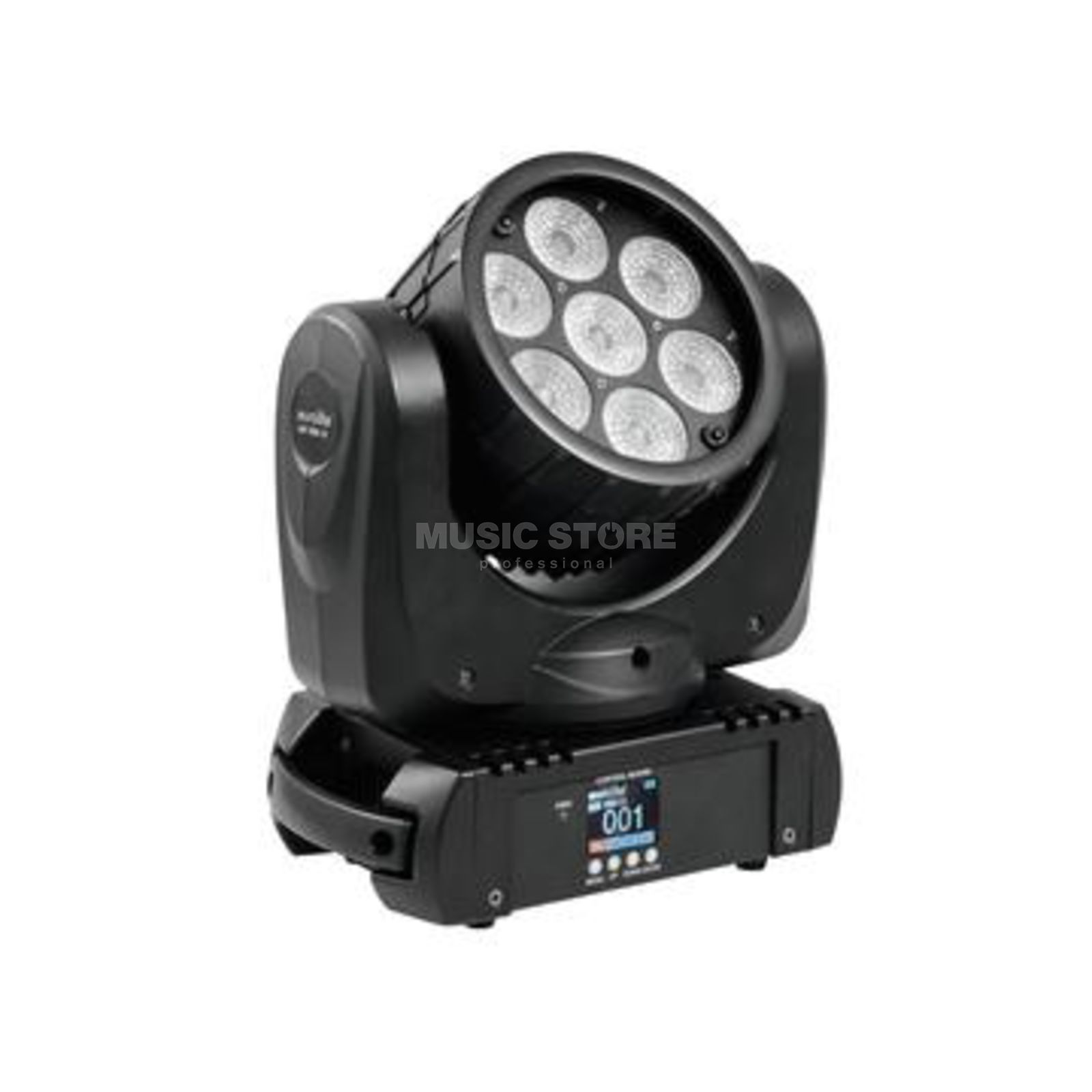 Eurolite LED TMH-15 Moving Head Zoom 7x 15W Cree RGBW LED Wash Produktbillede