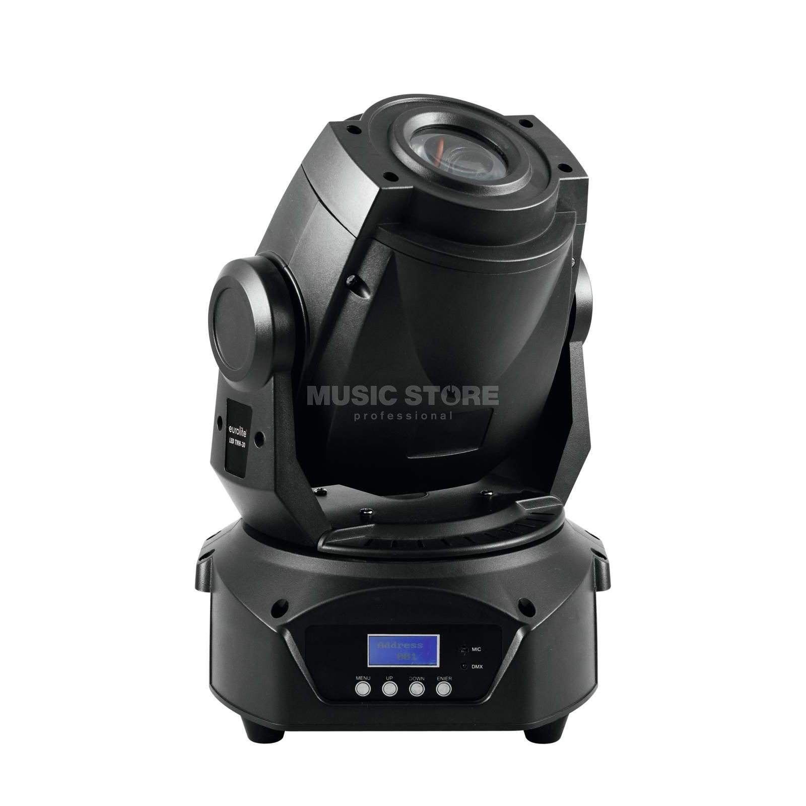 Eurolite LED TMH-30 MK2 Moving-Head Spot COB, 30W Produktbild