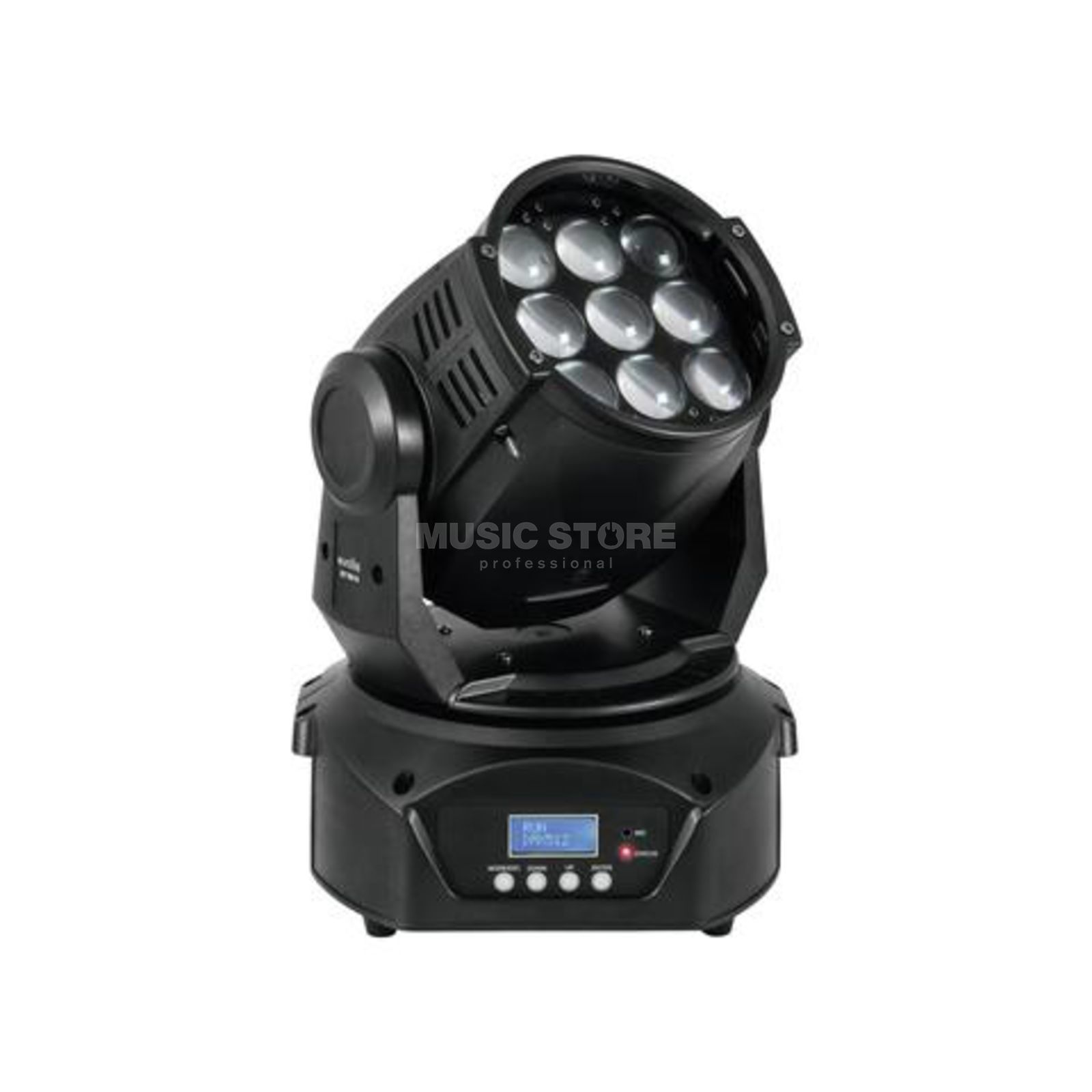 Eurolite LED TMH-90 Moving Head Wash 9x 10W RGBW LED Produktbillede