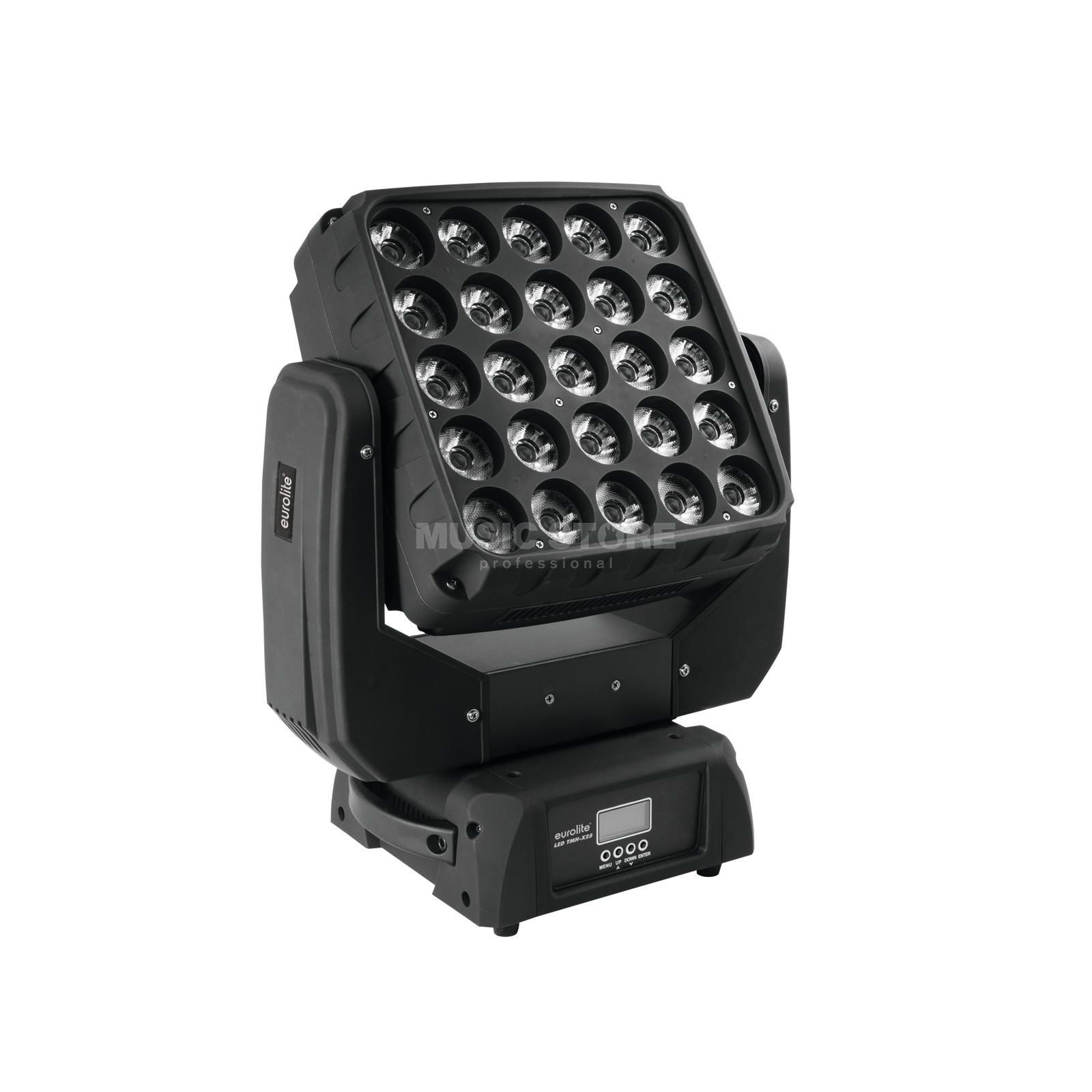 Eurolite LED TMH-X25 Moving Matrix 25x12W COB Leds Produktbild