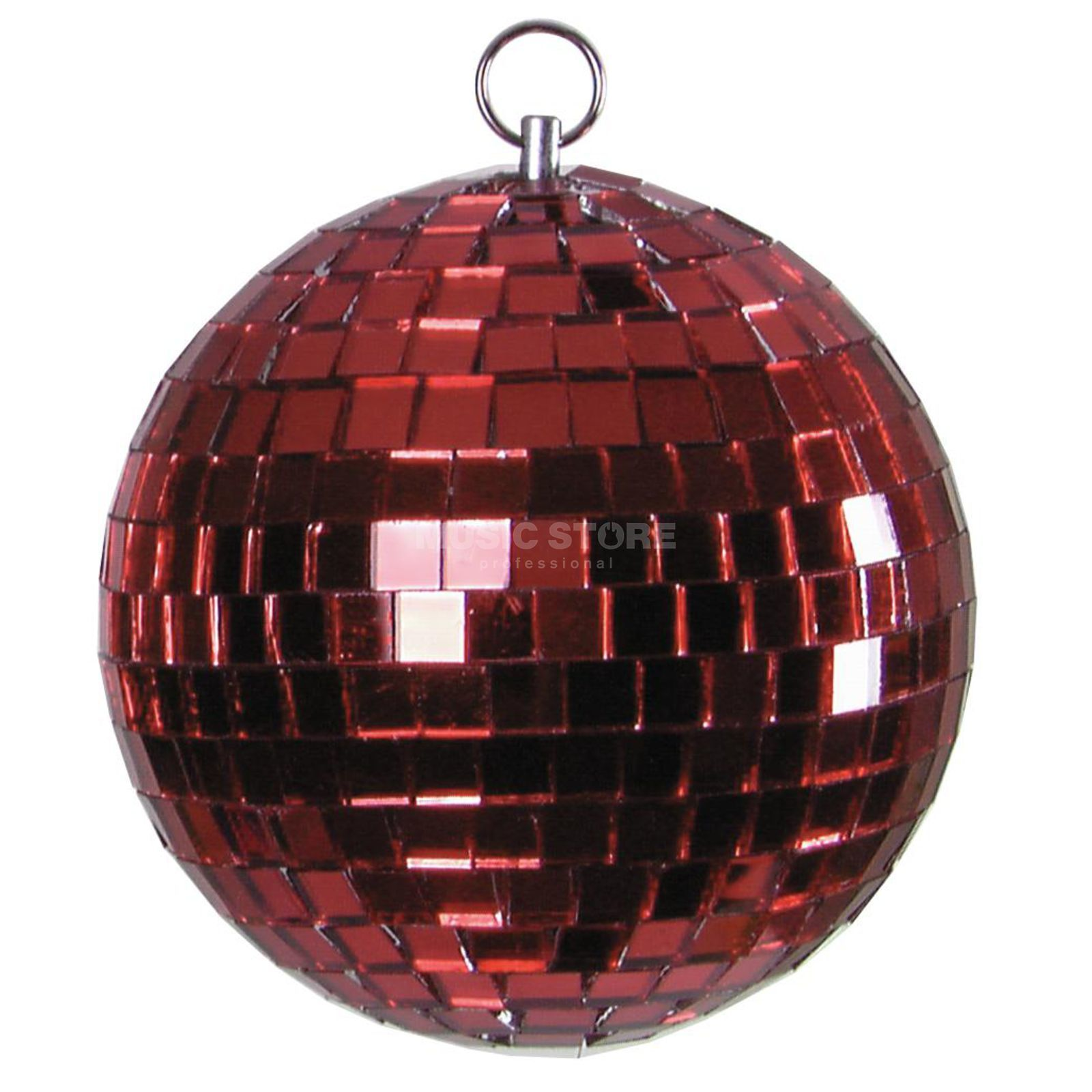Eurolite Mirror Ball10cm red 10mm Produktbillede