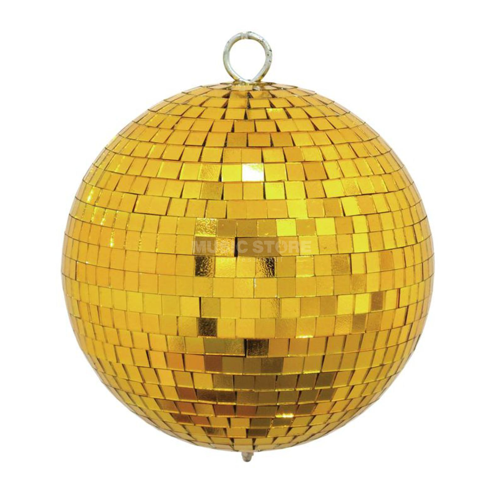 Eurolite Mirror Ball15cm gold 10mm  Produktbillede