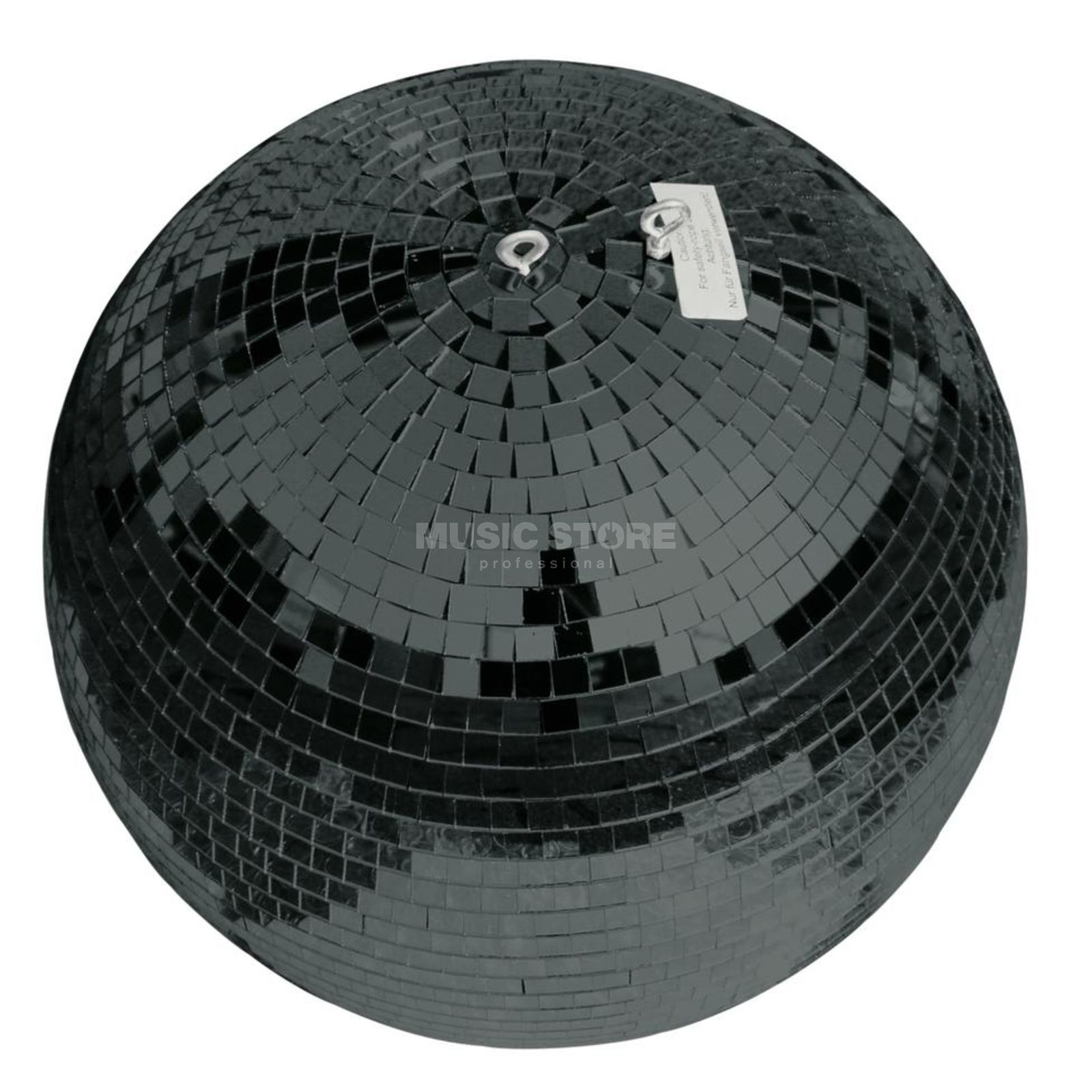 Eurolite Mirror Ball30cm Black 10mm  Produktbillede
