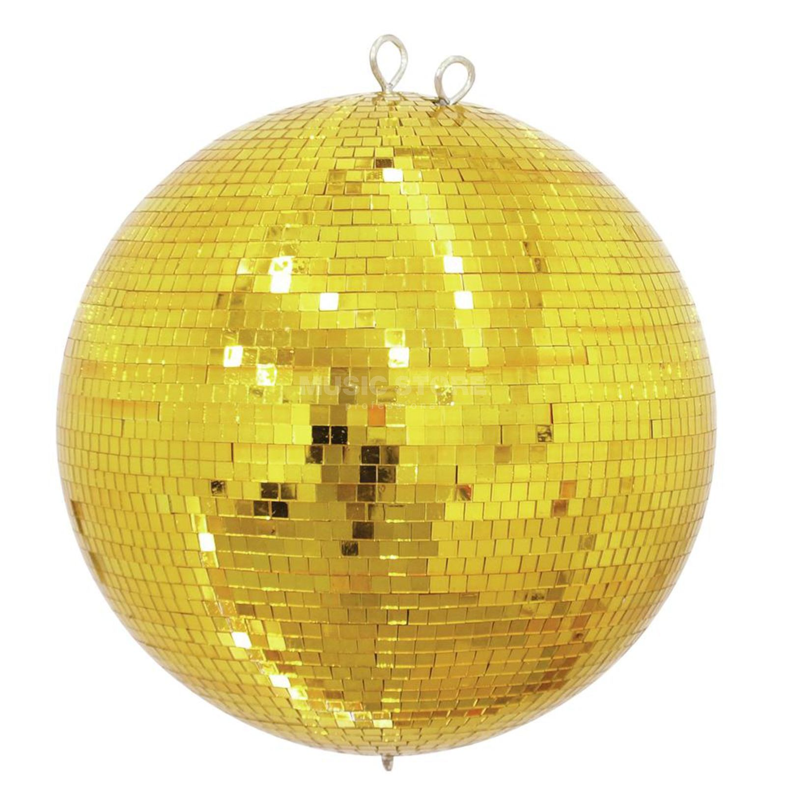 Eurolite Mirror Ball40cm gold 10mm  Produktbillede