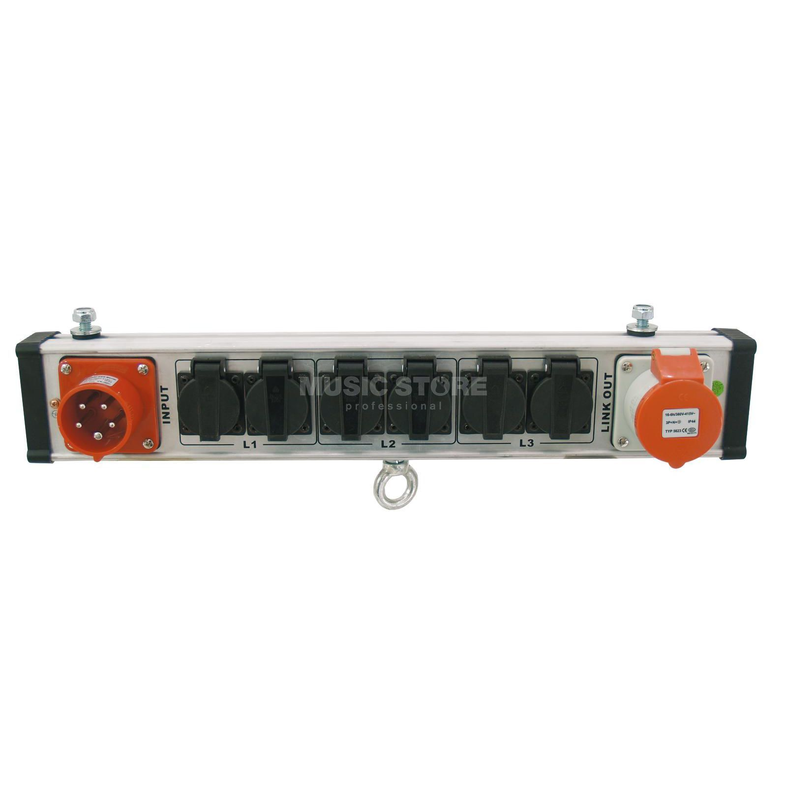 Eurolite SAB-16XS Power Split Box CEE16 Product Image
