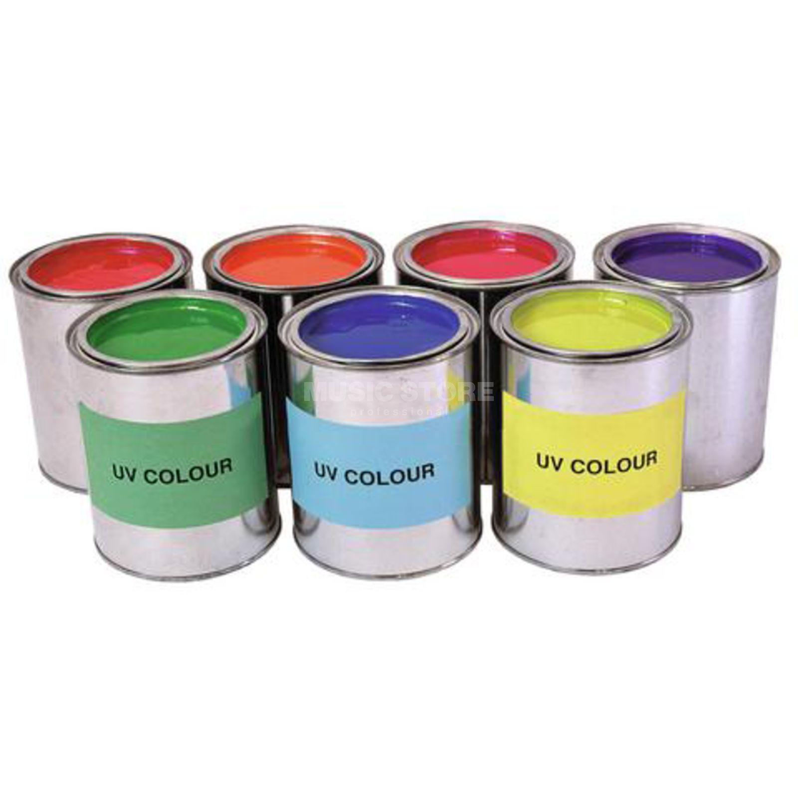 uv aktive farbe