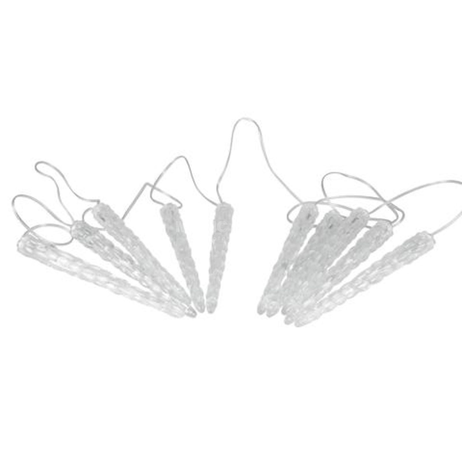 europalms-led-eiszapfen-lichterkette-10-x-24cm-weiss_1_LIG0013351-000 Schöne Led Eiszapfen Lichterkette Mit Schneefall Effekt Dekorationen