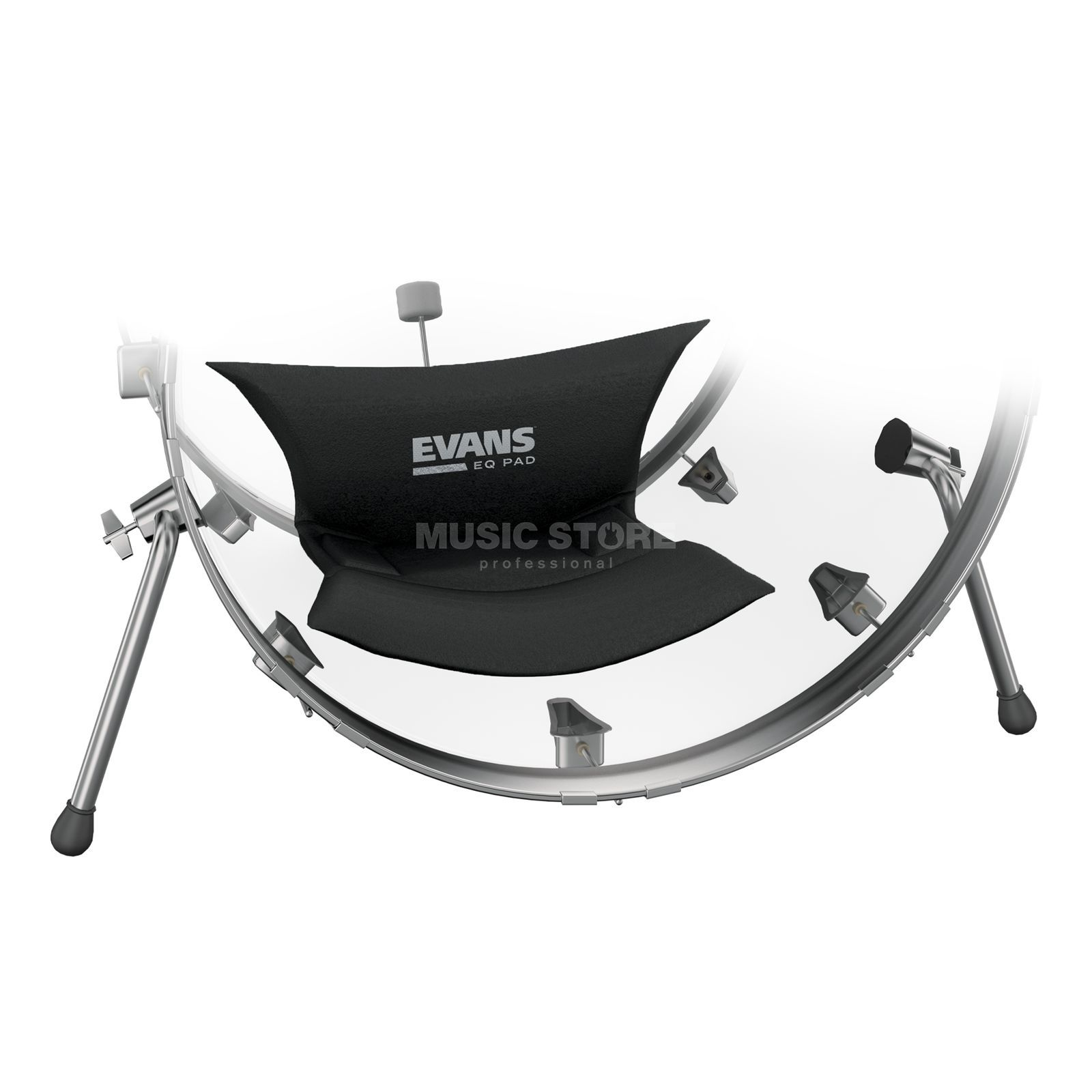 Evans Bass Drum Damper EQ-PAD  Product Image