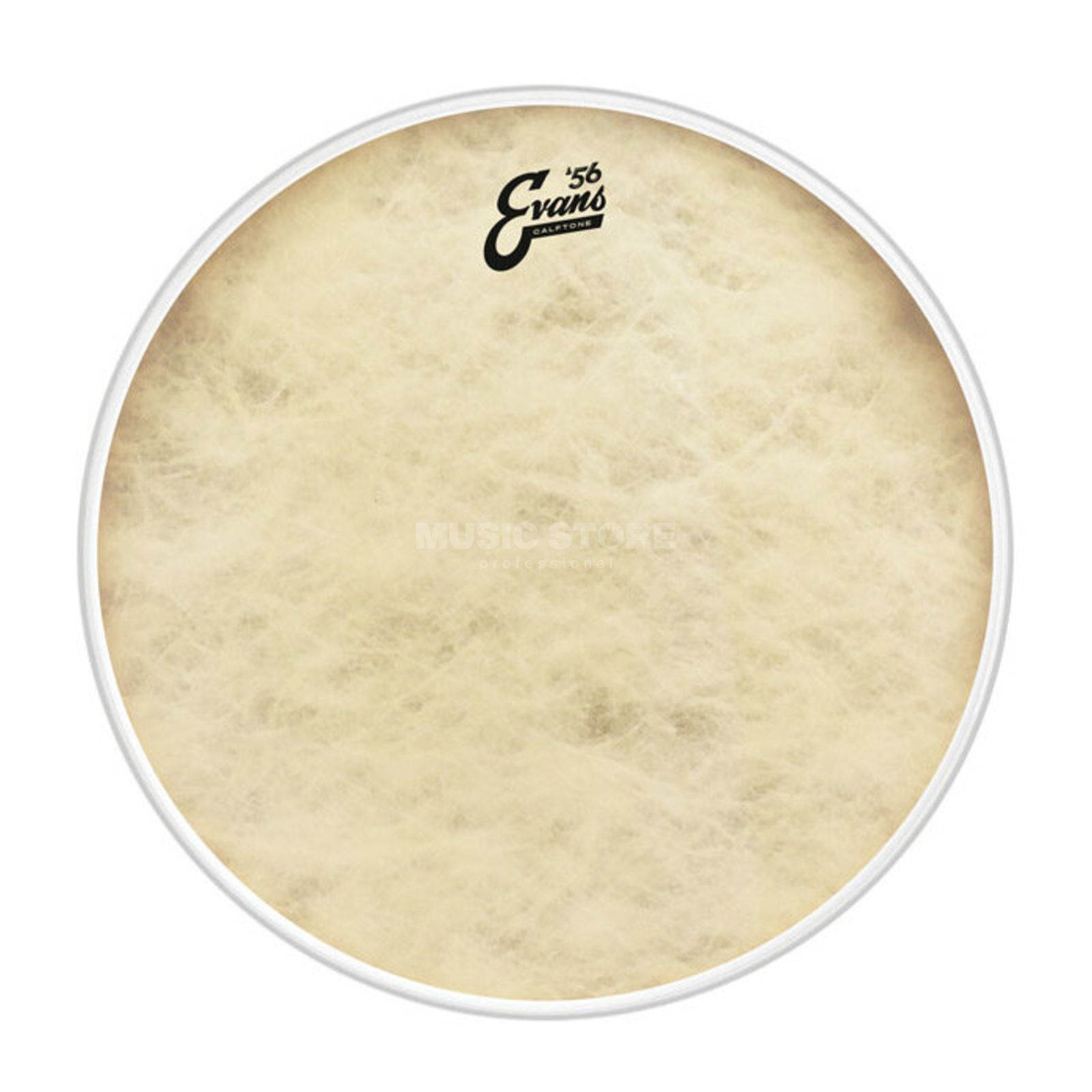 "Evans Calftone TT16CT, 16"", Bass Drum Batter (Tom Hoop) Product Image"