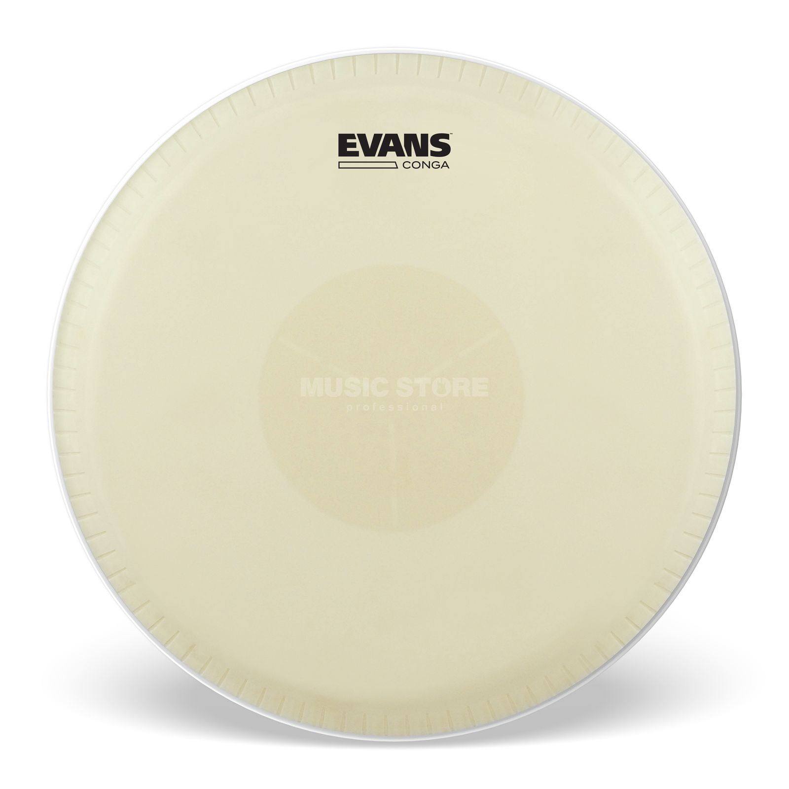 "Evans EC1175 Conga Head, 11 3/4"", Tri-Center Produktbillede"