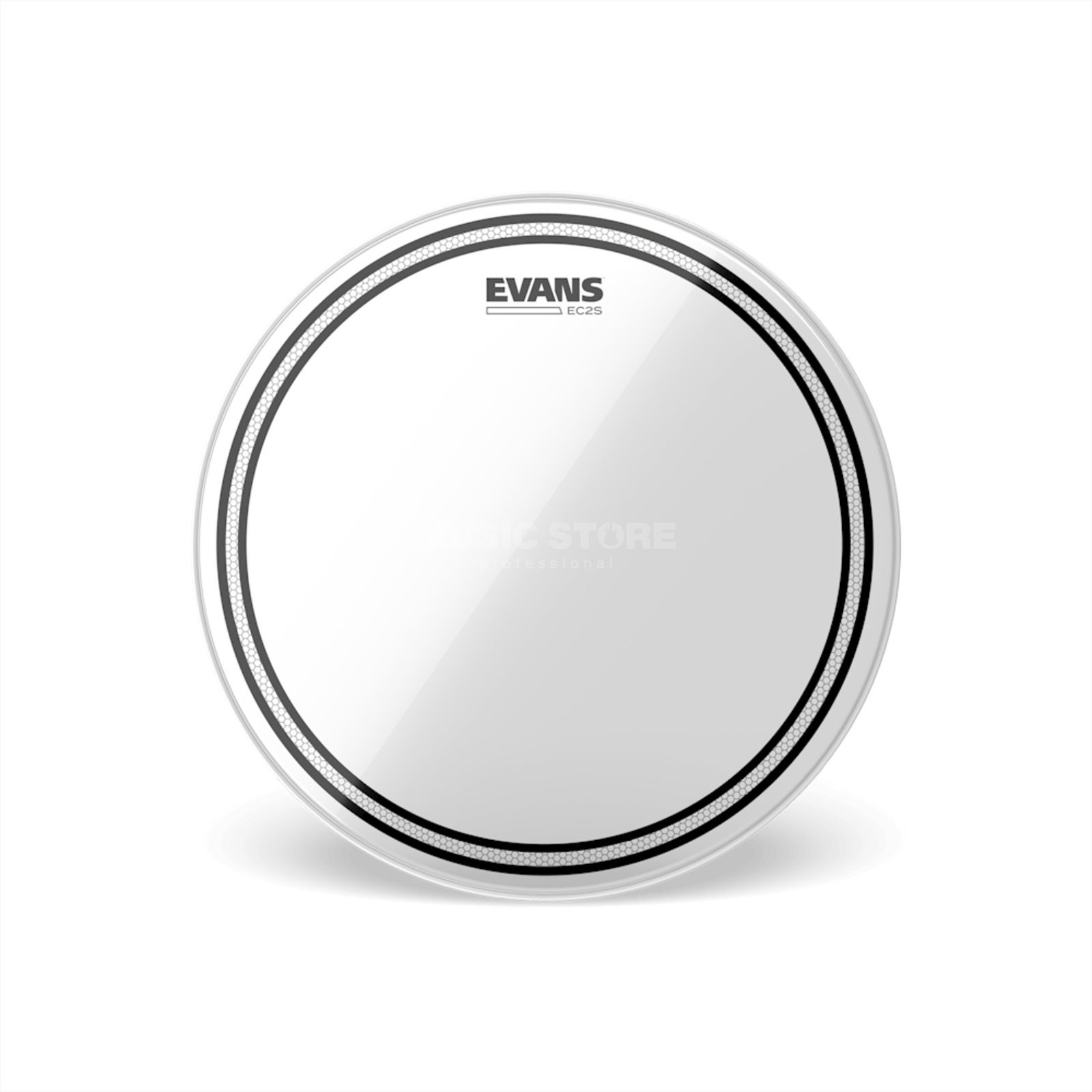 "Evans EC2 Clear SST 8"", TT08EC2S, Tom Batter Product Image"