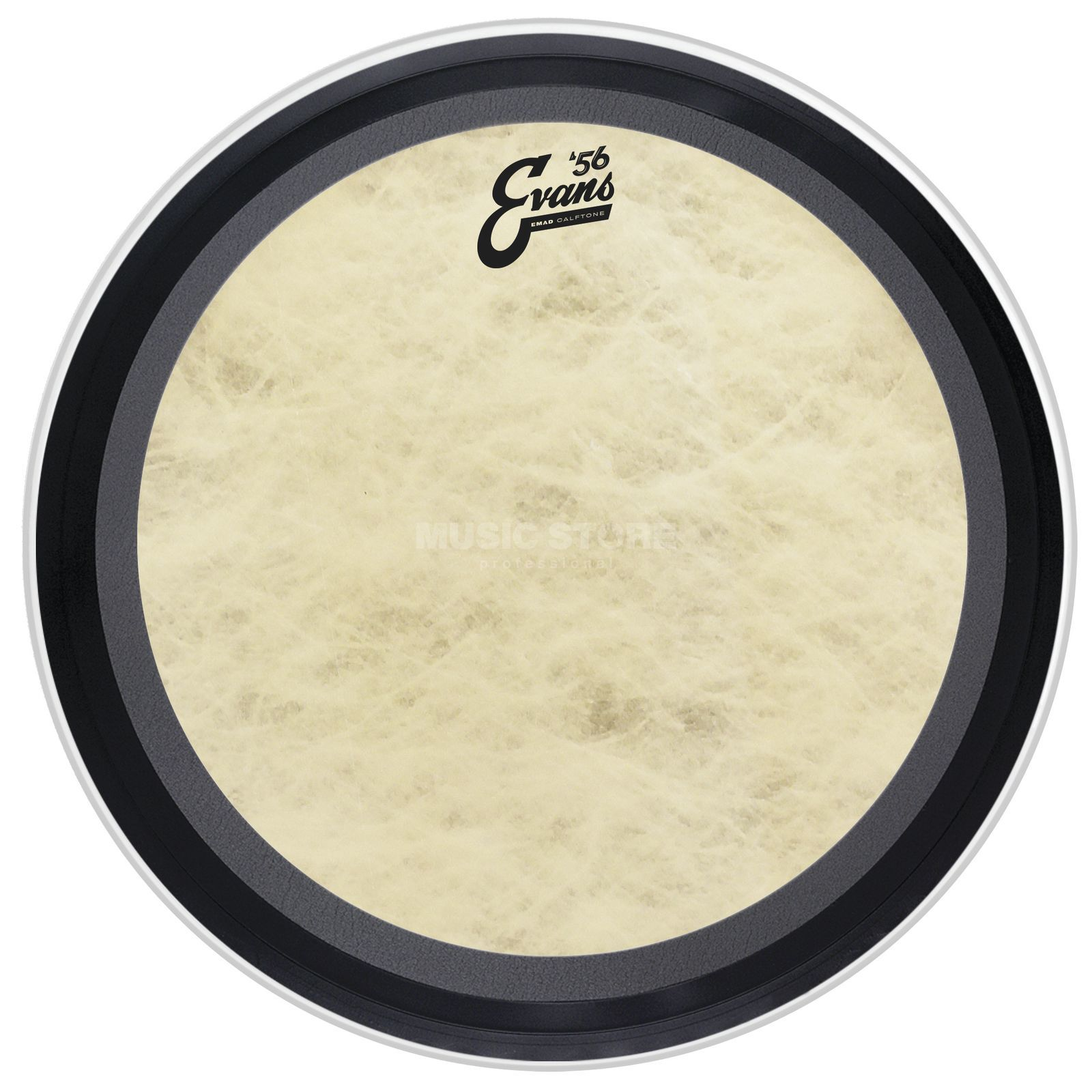 "Evans EMAD Calftone TT16EMADCT, 16"", Bass Drum Batter (Tom Hoop) Product Image"