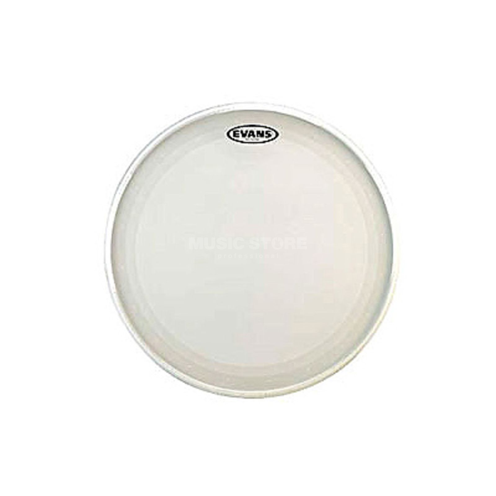 "Evans EQ2 BD18GB2, 18"", clear, bas Drum Batter Productafbeelding"