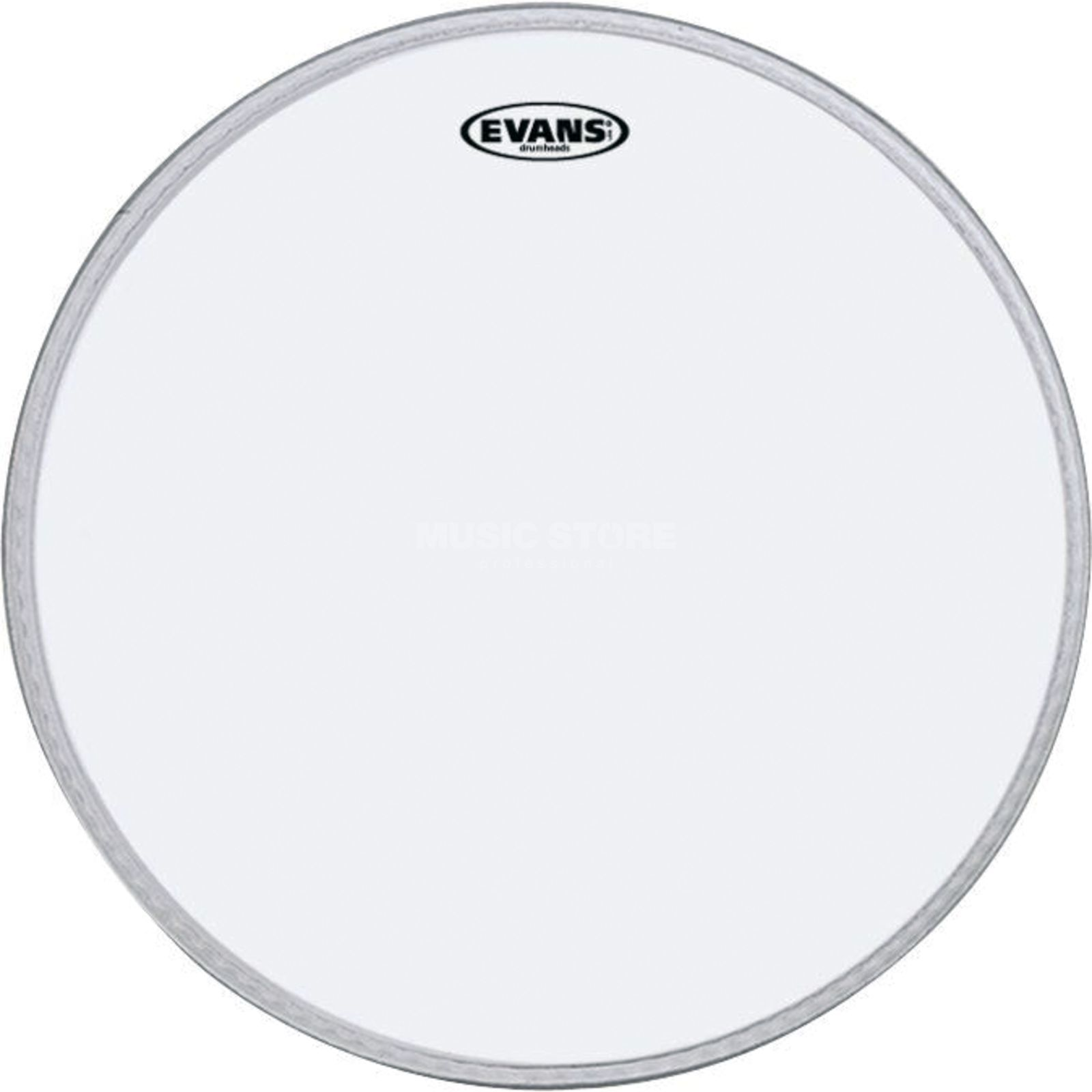 "Evans EQ2 BD22GB2, 22"", clear, Bass Drum Batter Product Image"