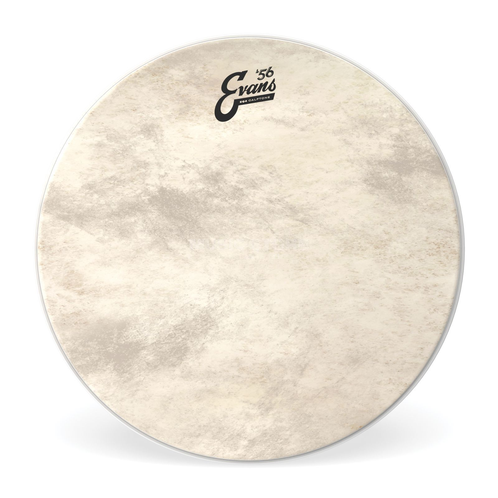 "Evans EQ4 Calftone BD18GB4CT, 18"", Bass Drum Batter Product Image"