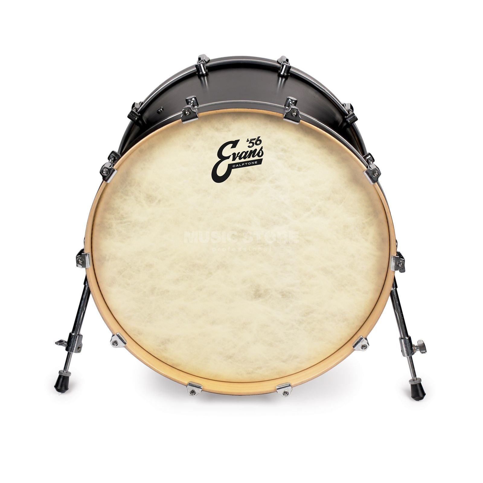 "Evans EQ4 Calftone TT16GB4CT, 16"", Bass Drum Batter (Tom Hoop) Product Image"