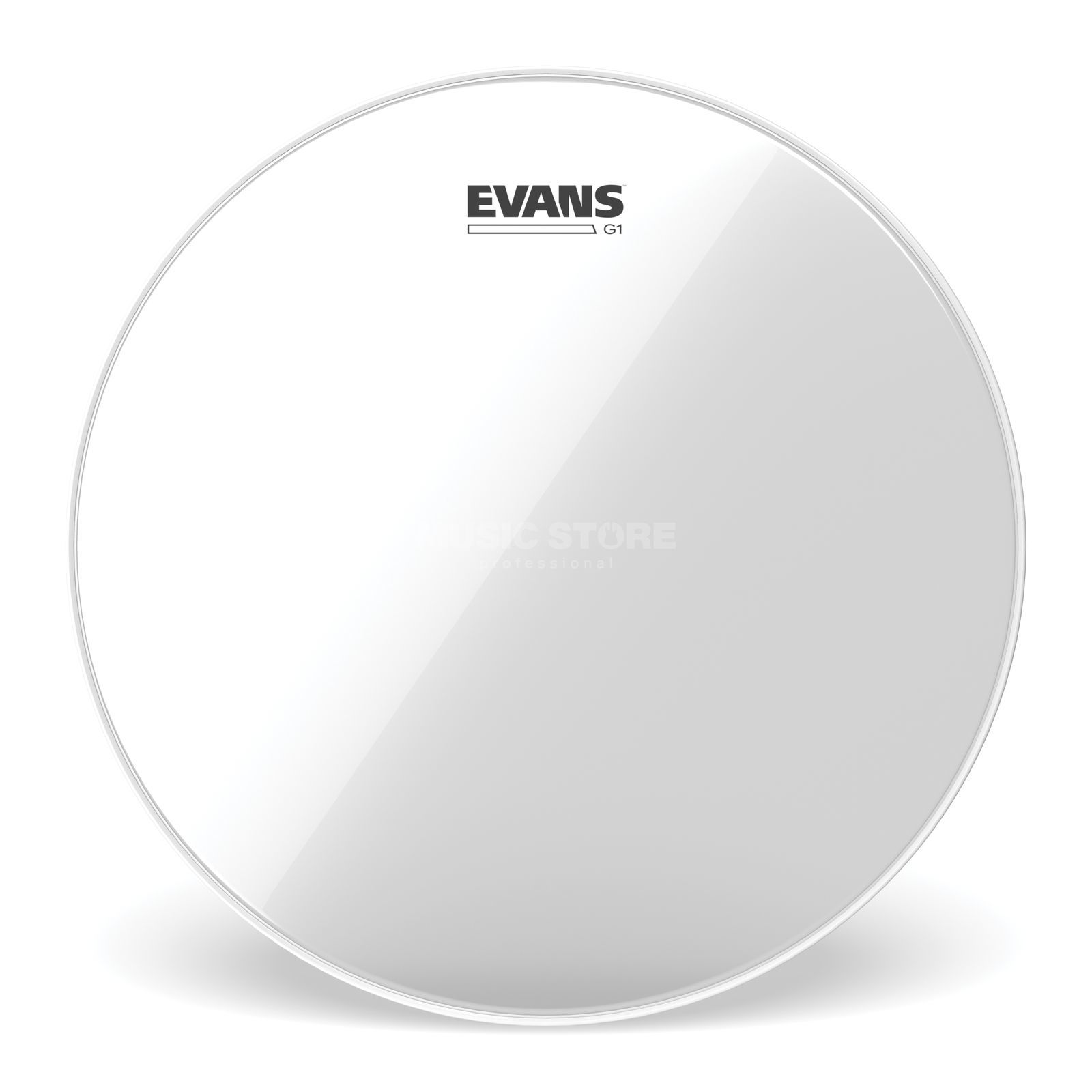 "Evans G1 Clear 13"", TT13G1, Tom Batter Product Image"
