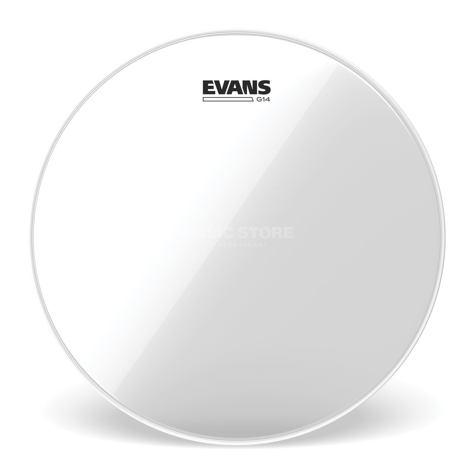 "Evans G14 Clear 14"", TT14G14, Tom Batter, B-Stock Produktbillede"