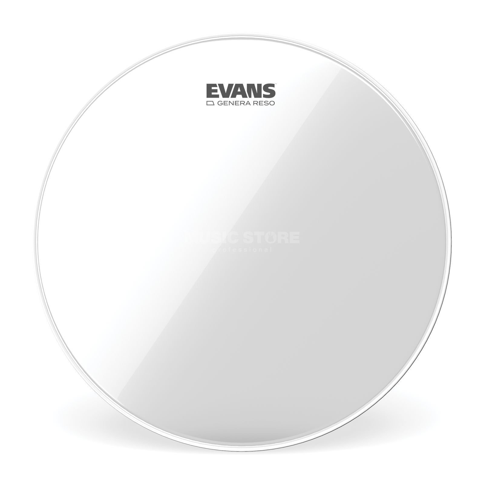 "Evans Genera Resonant TT15GR 15"", peau de résonance tom, B-Stock Image du produit"