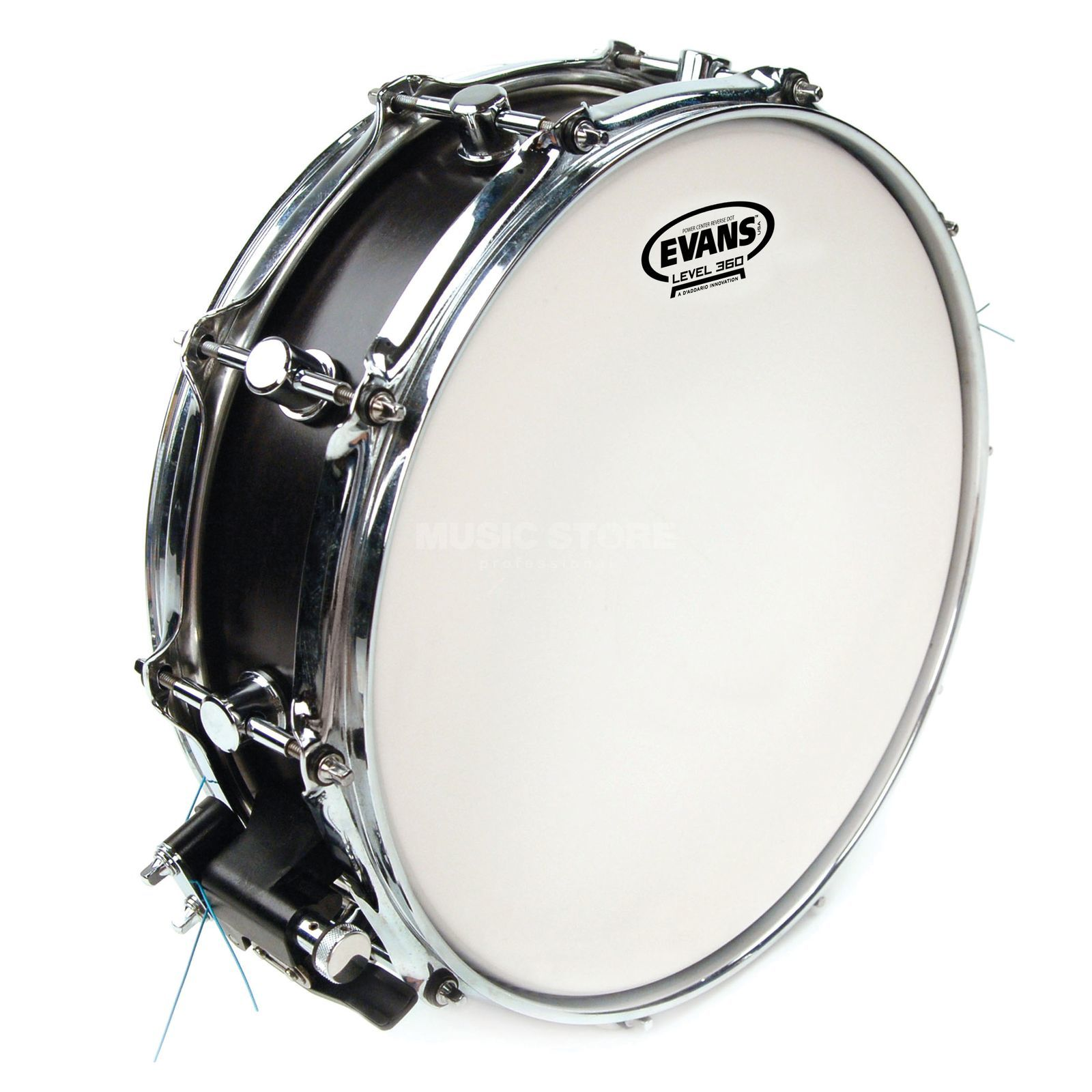 "Evans Power Center 12"", B12G1RD, Reverse Dot, Snare Batter Produktbillede"