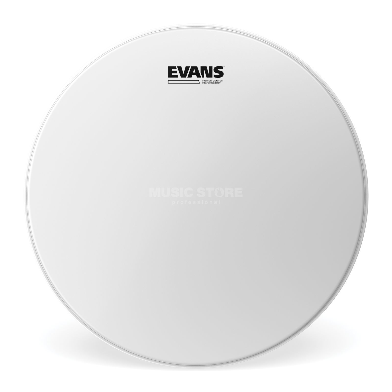 "Evans Power Center 14"", B14G1RD, Reverse Dot, Snare Batter Product Image"