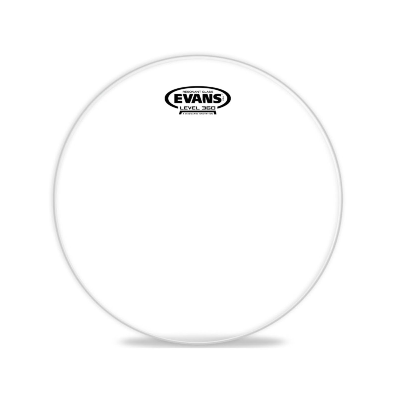 "Evans Resonant Glass 18"", TT18RGL, Tom Reso Product Image"