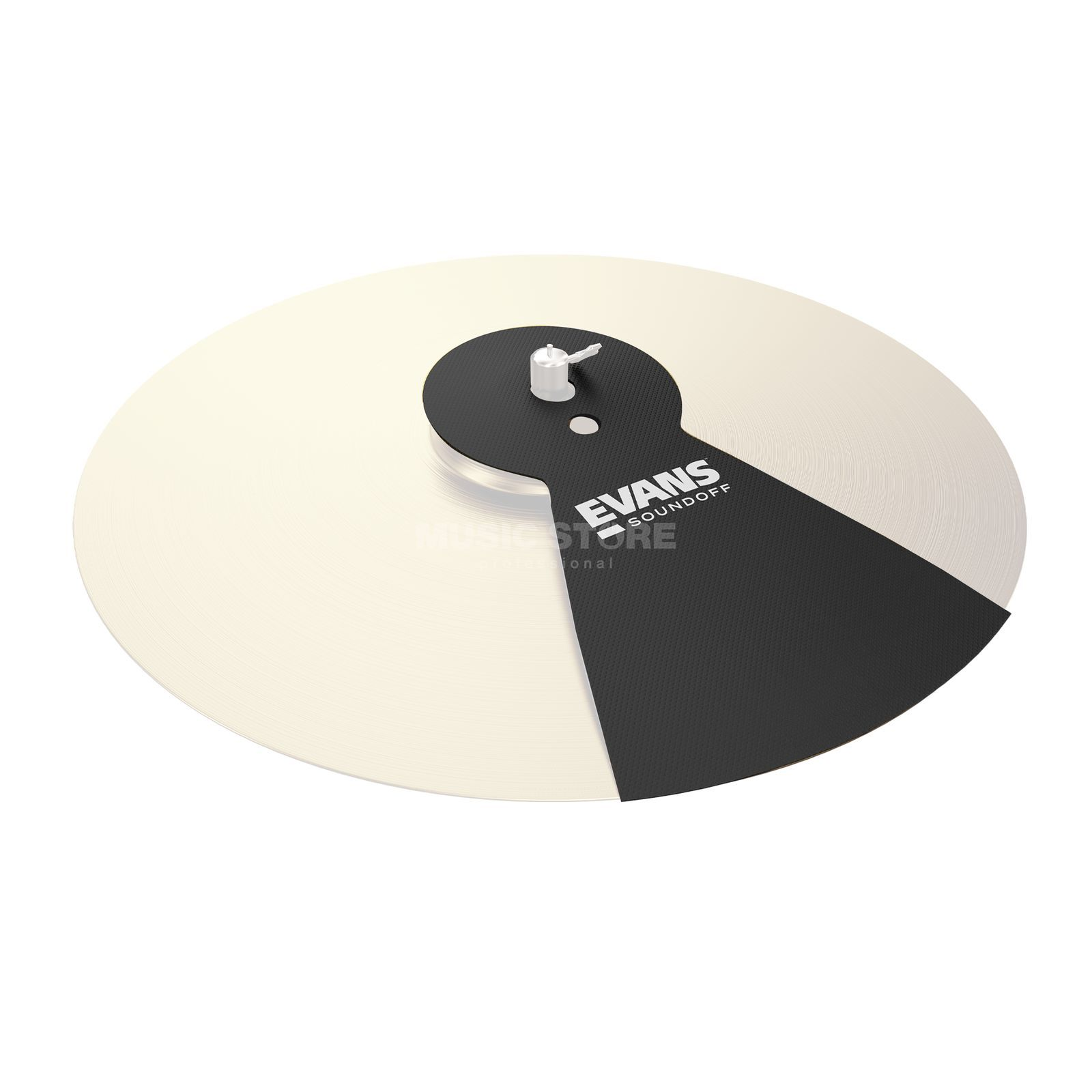Evans Sound Off Cymbal Pad  Produktbild