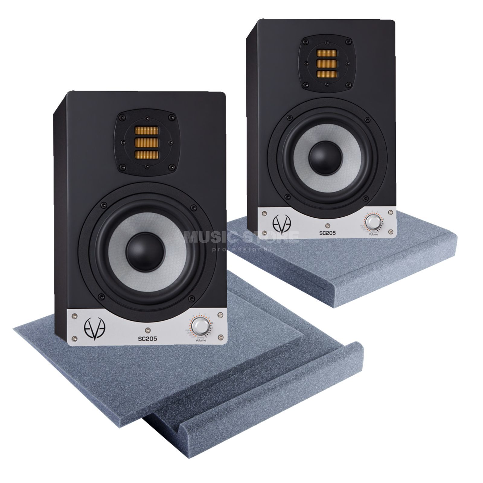 EVE Audio SC205 + SpeakerPad Set M - Set Product Image