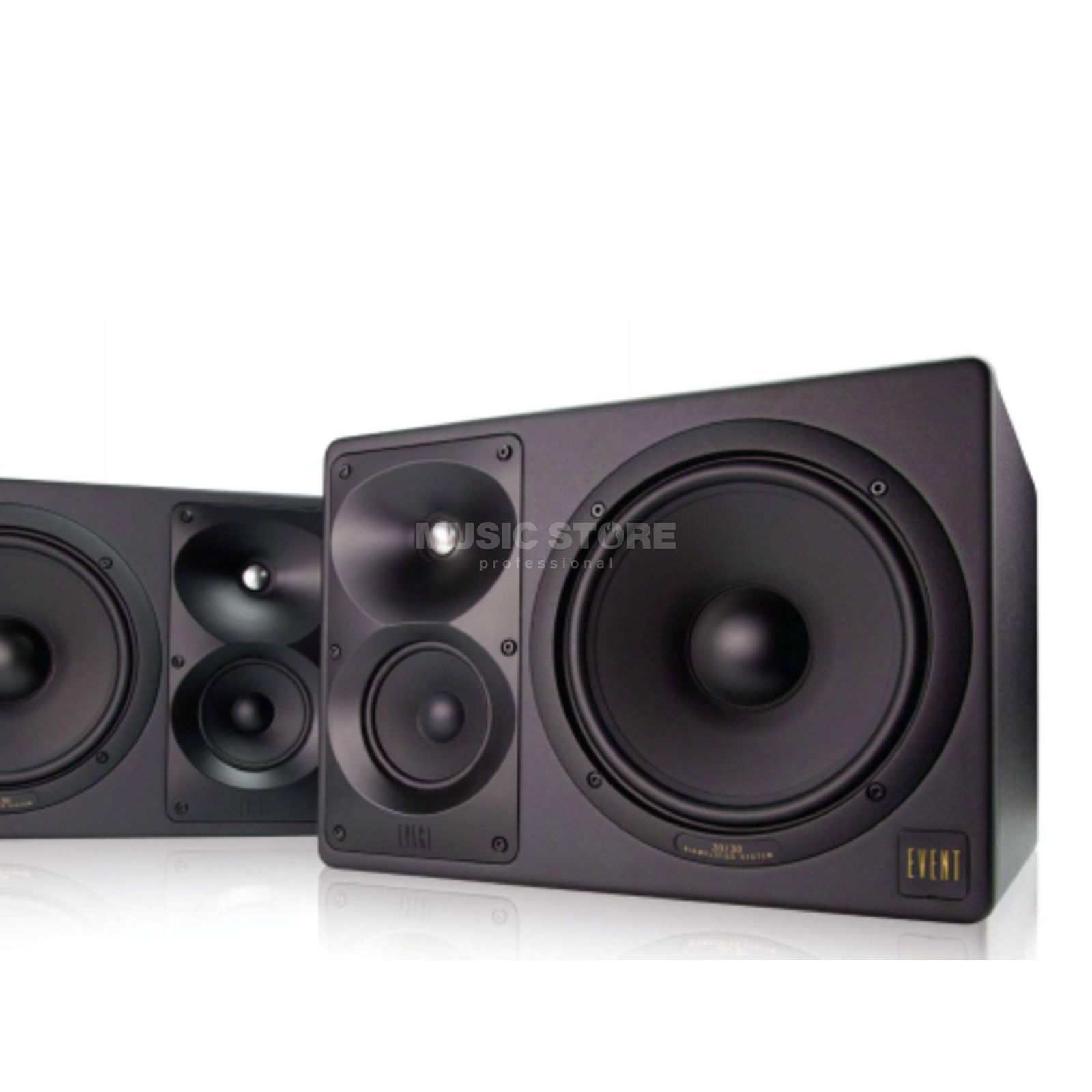 Event Electronics 20/30 bas Right Speaker 3-Way Active Studio Monitor Produktbillede