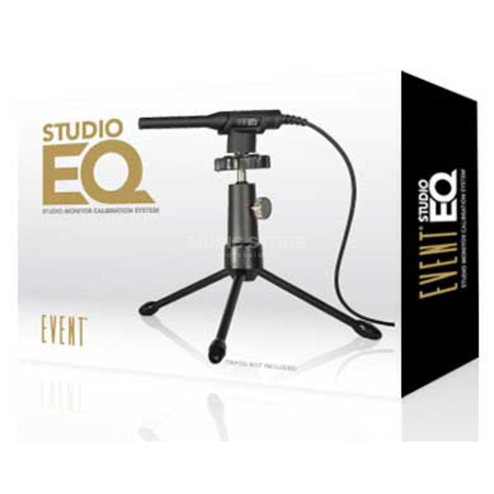 Event Electronics Studio EQ PACK Messmikro Set inkl. USB-Stick und Kabel Produktbillede