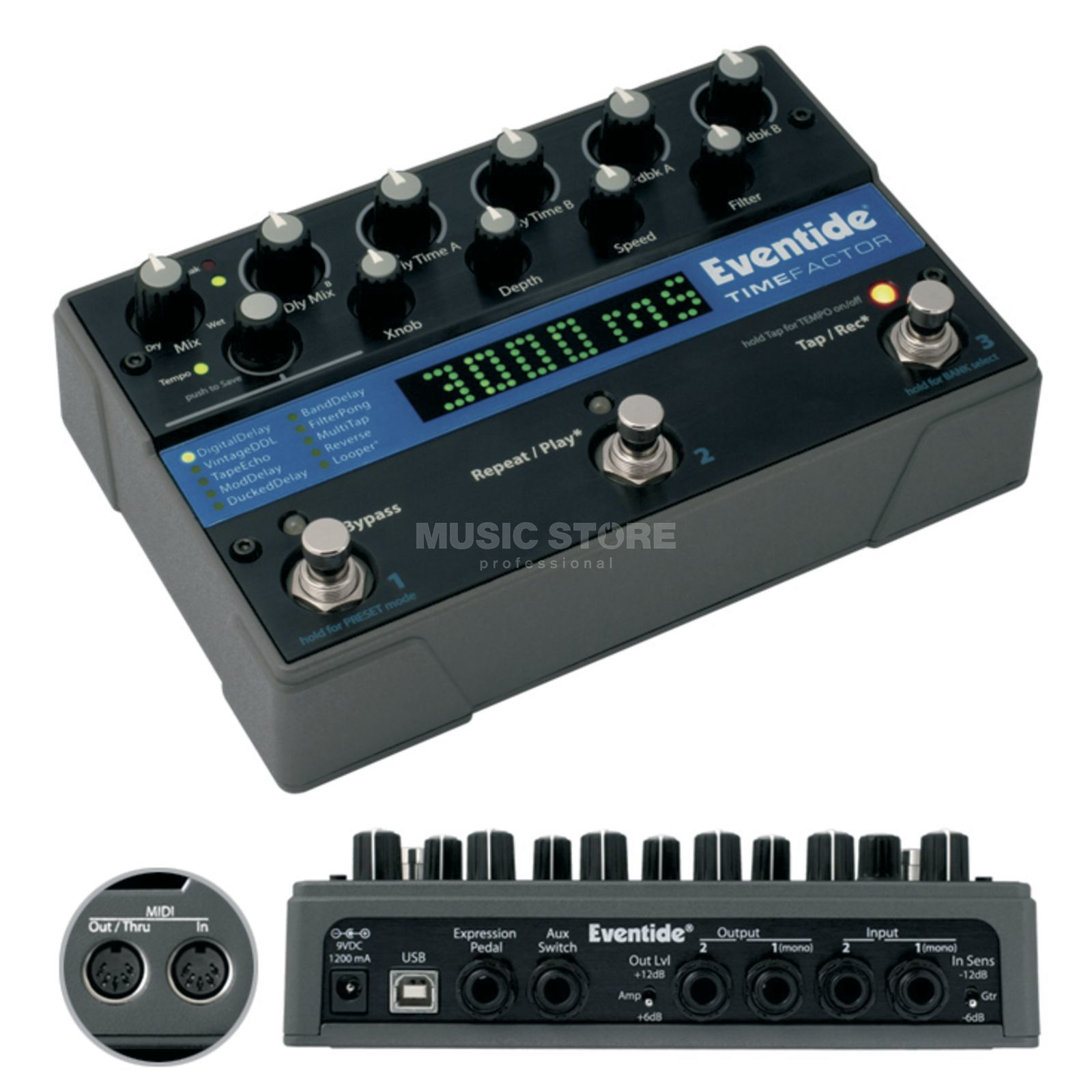 Eventide Time Factor    Produktbillede