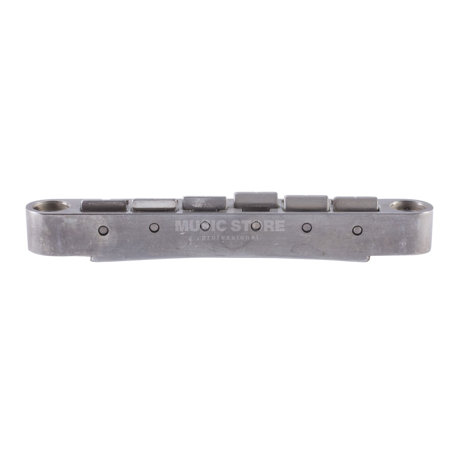 Faber ABRL-59NA Locking Bridge aged Nickel, Inch+Metrisch Produktbillede