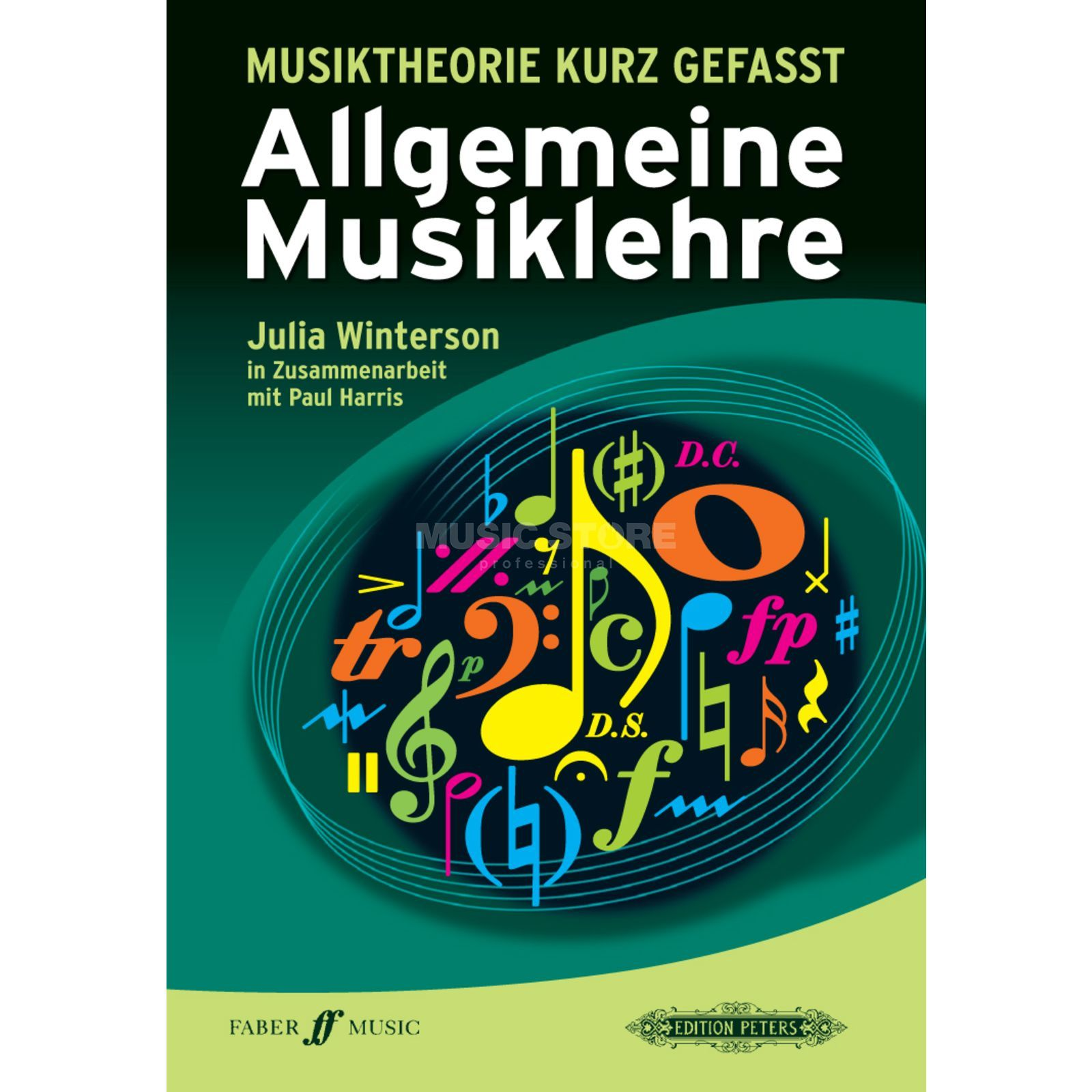 Faber Music Allgemeine Musiklehre Paul Harris, Julia Winterson Product Image
