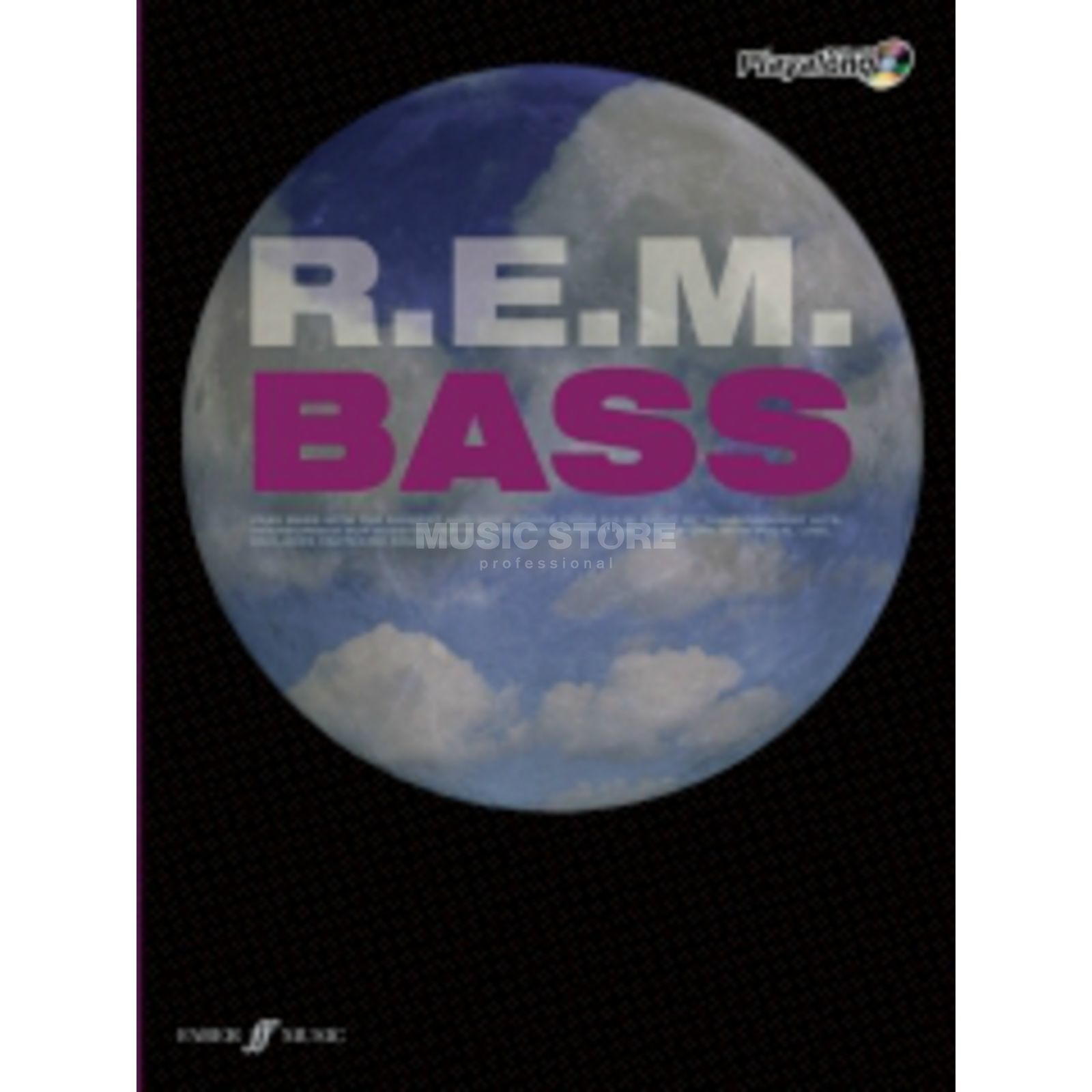 Faber Music Auth.Play Along - R.E.M. Bass, TAB/CD Produktbild