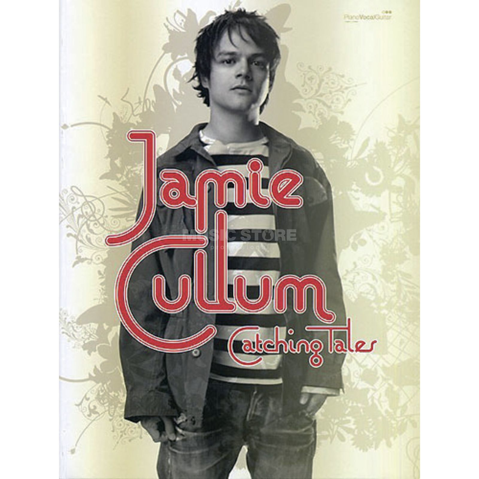 Faber Music Jamie Cullum: Catching Tales PVG Produktbild
