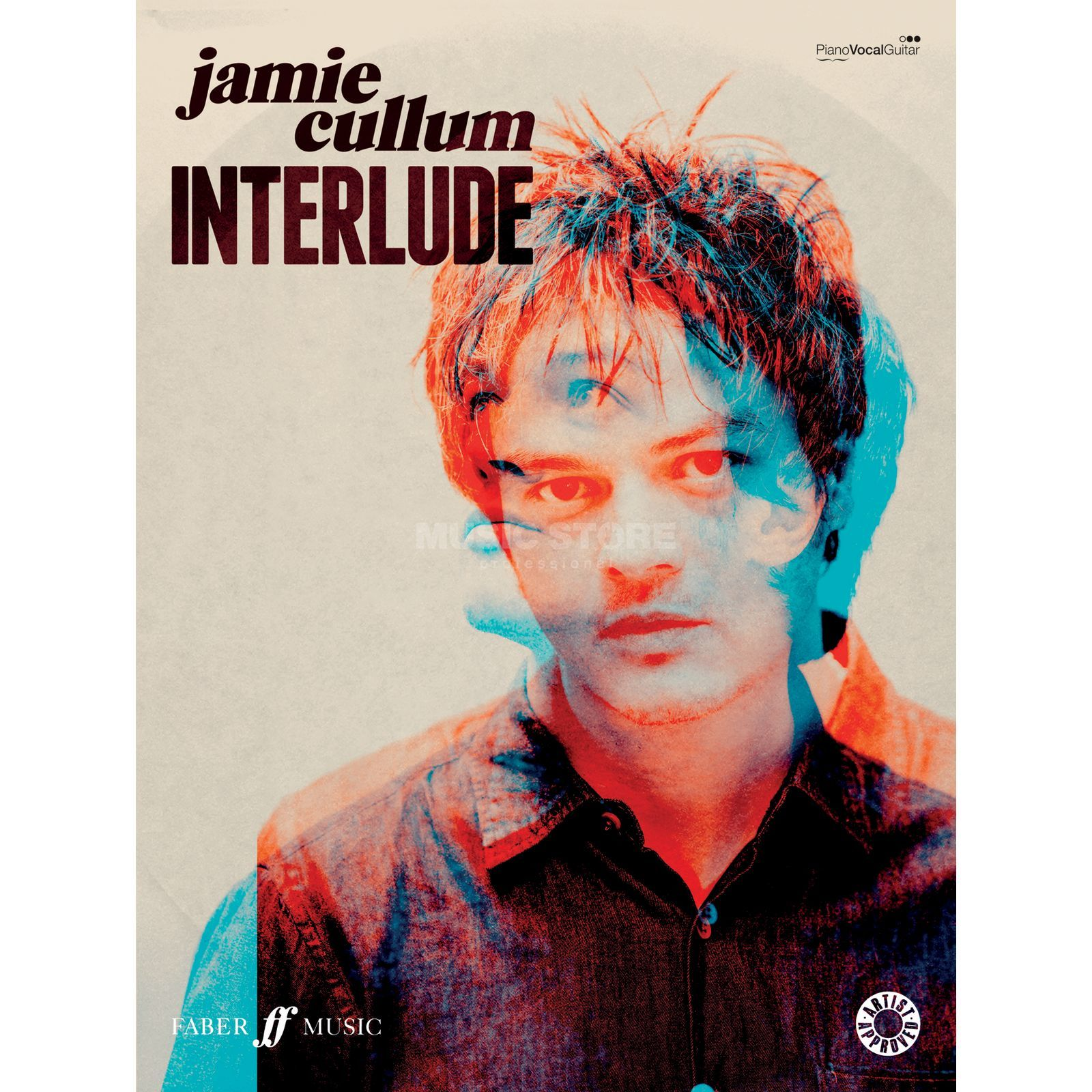 Faber Music Jamie Cullum: Interlude Product Image